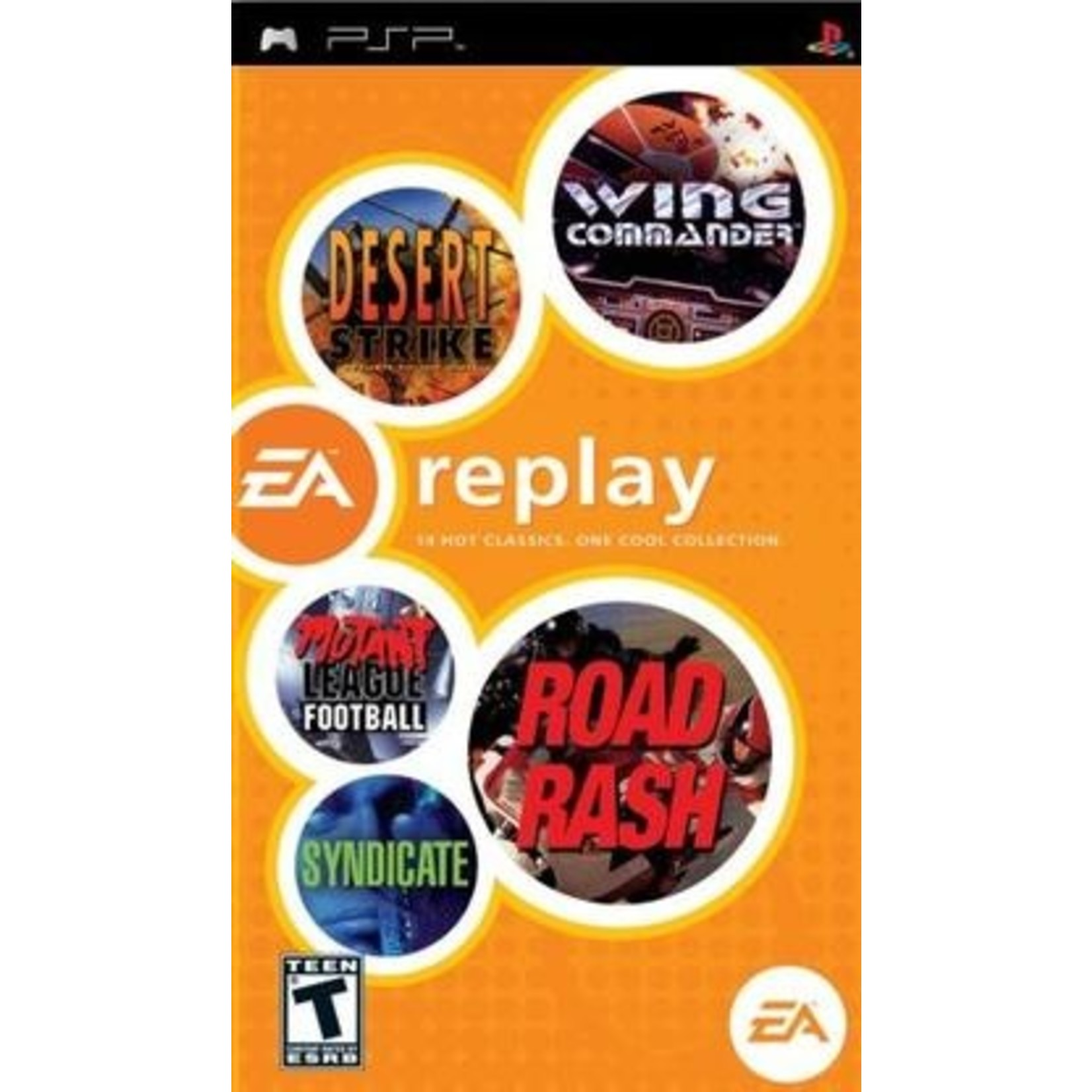 PSPU-EA Replay