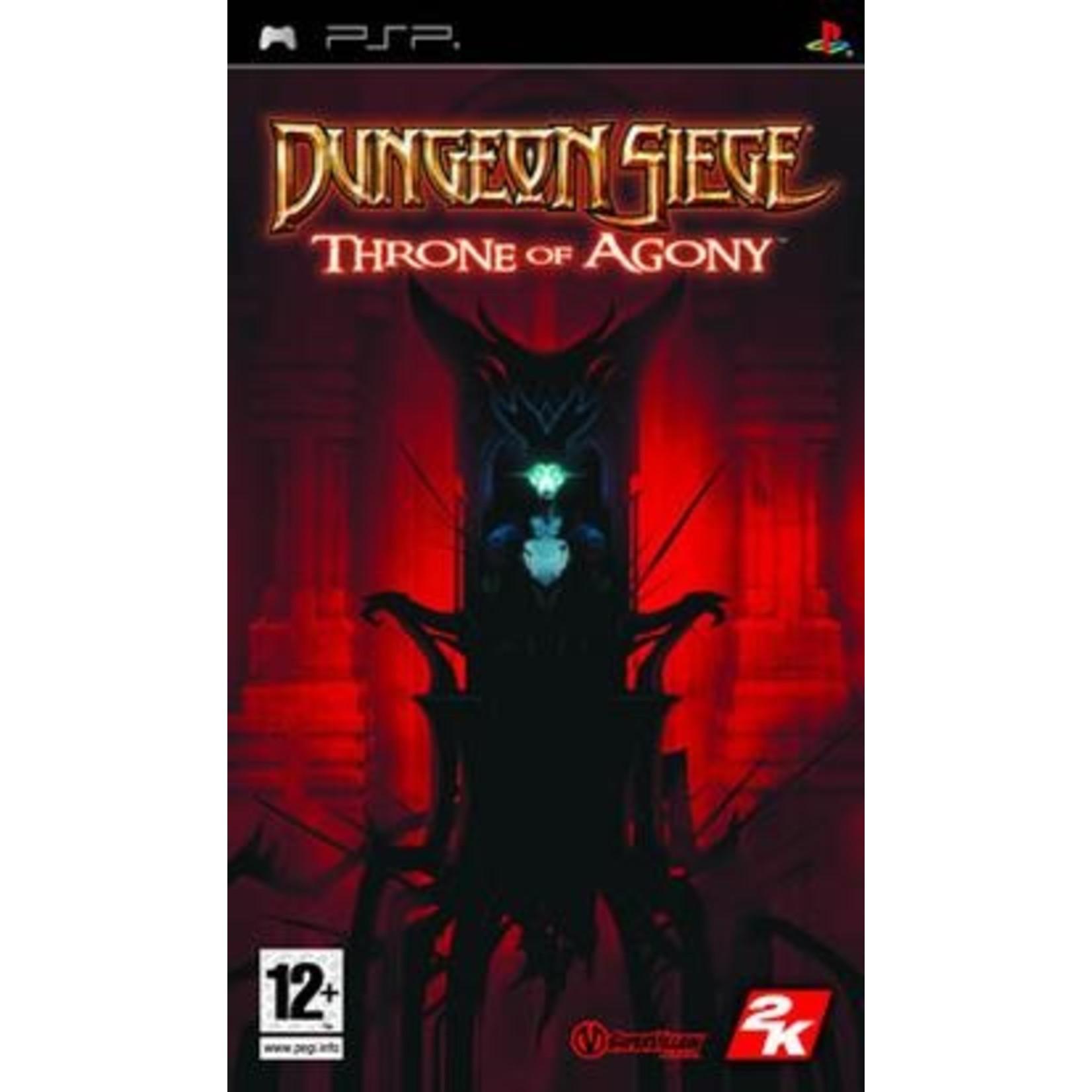 PSPU-Dungeon Siege Throne of Agony