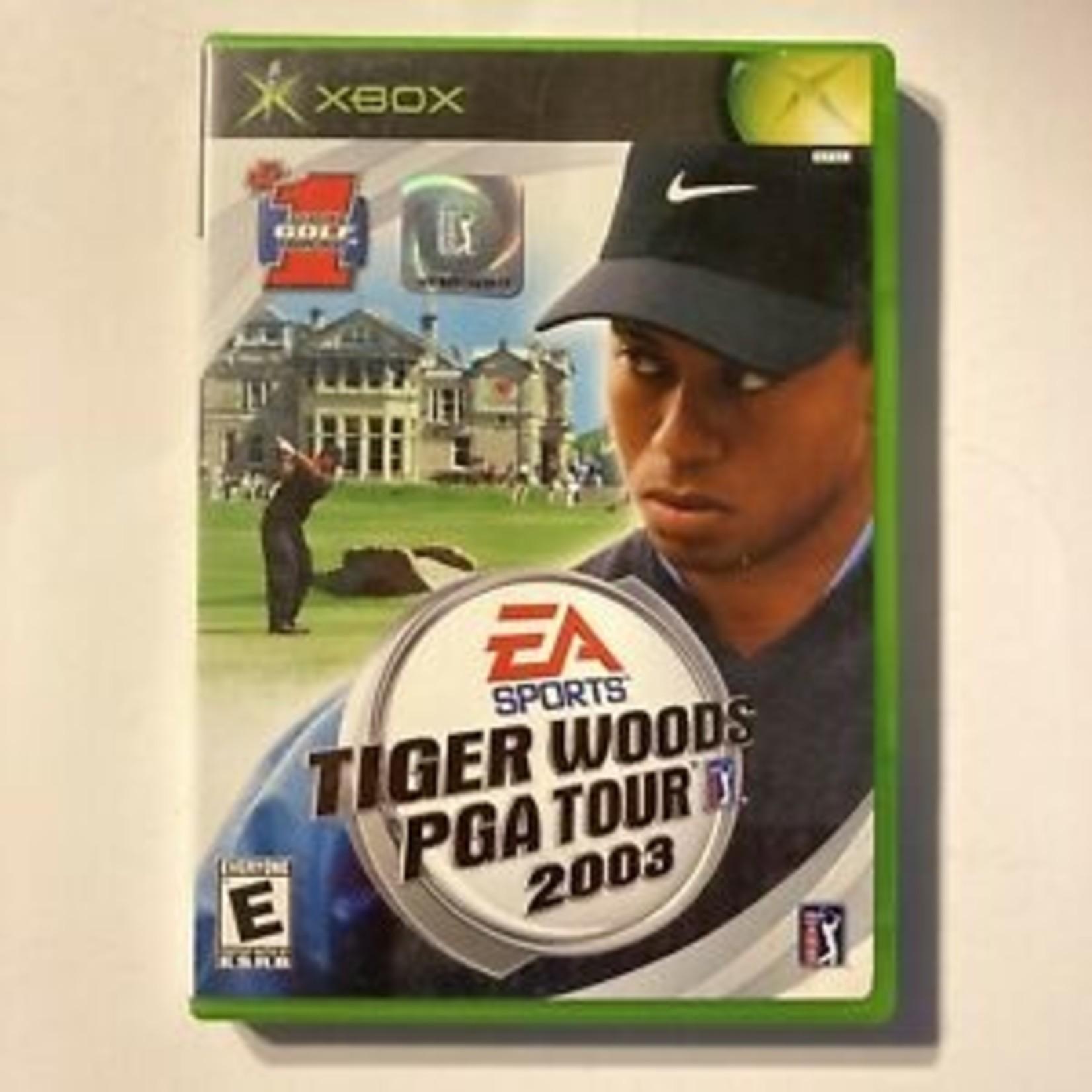 xbu-Tiger Woods 2003