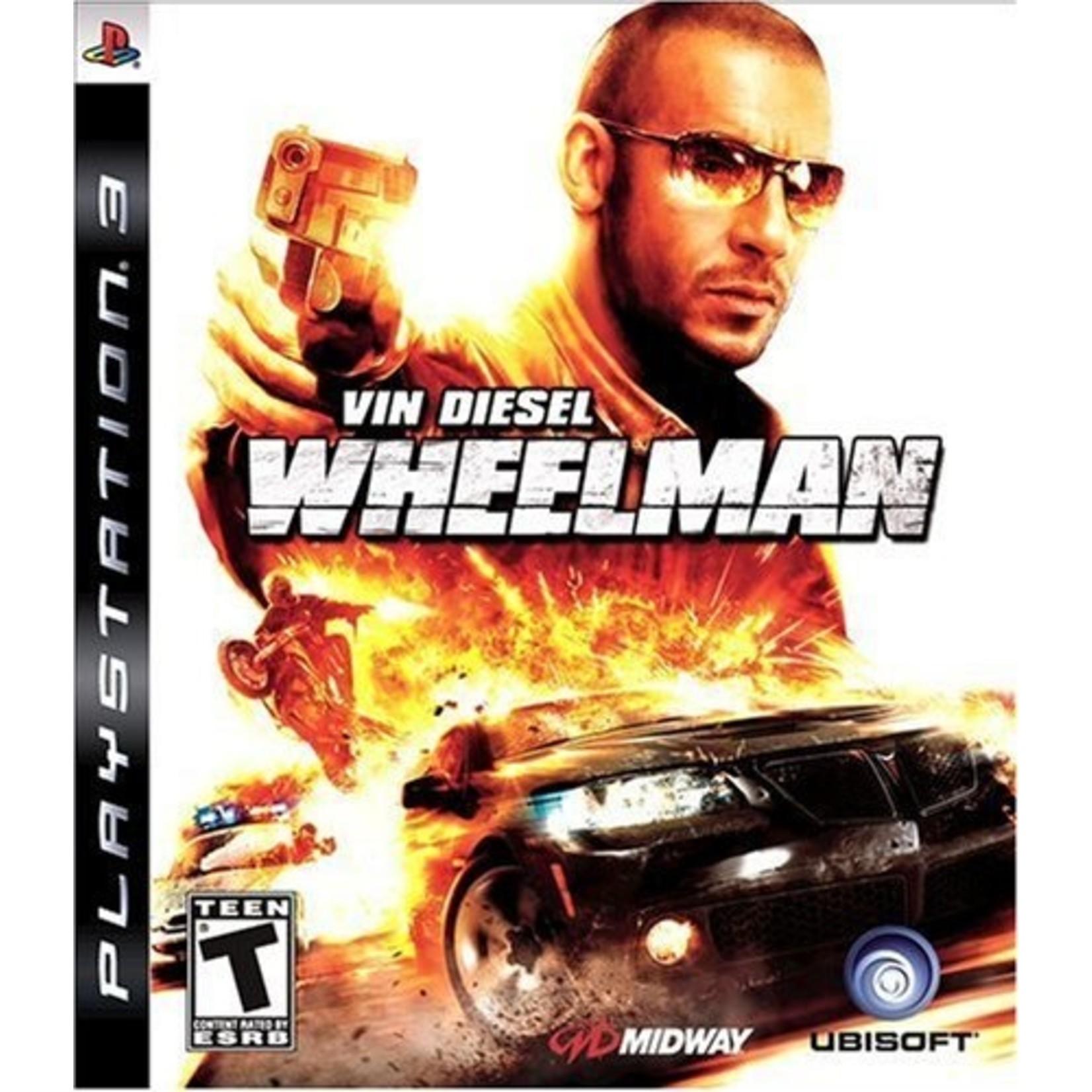 ps3u-Wheelman