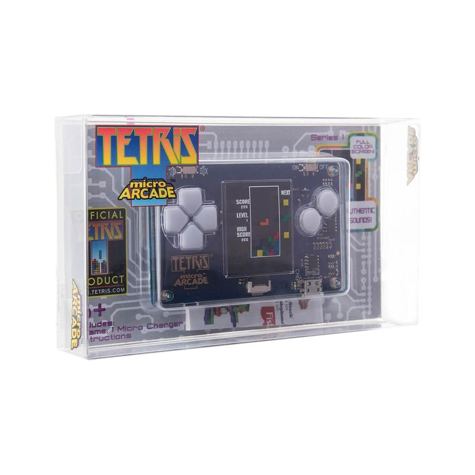 Tetris mico arcade new