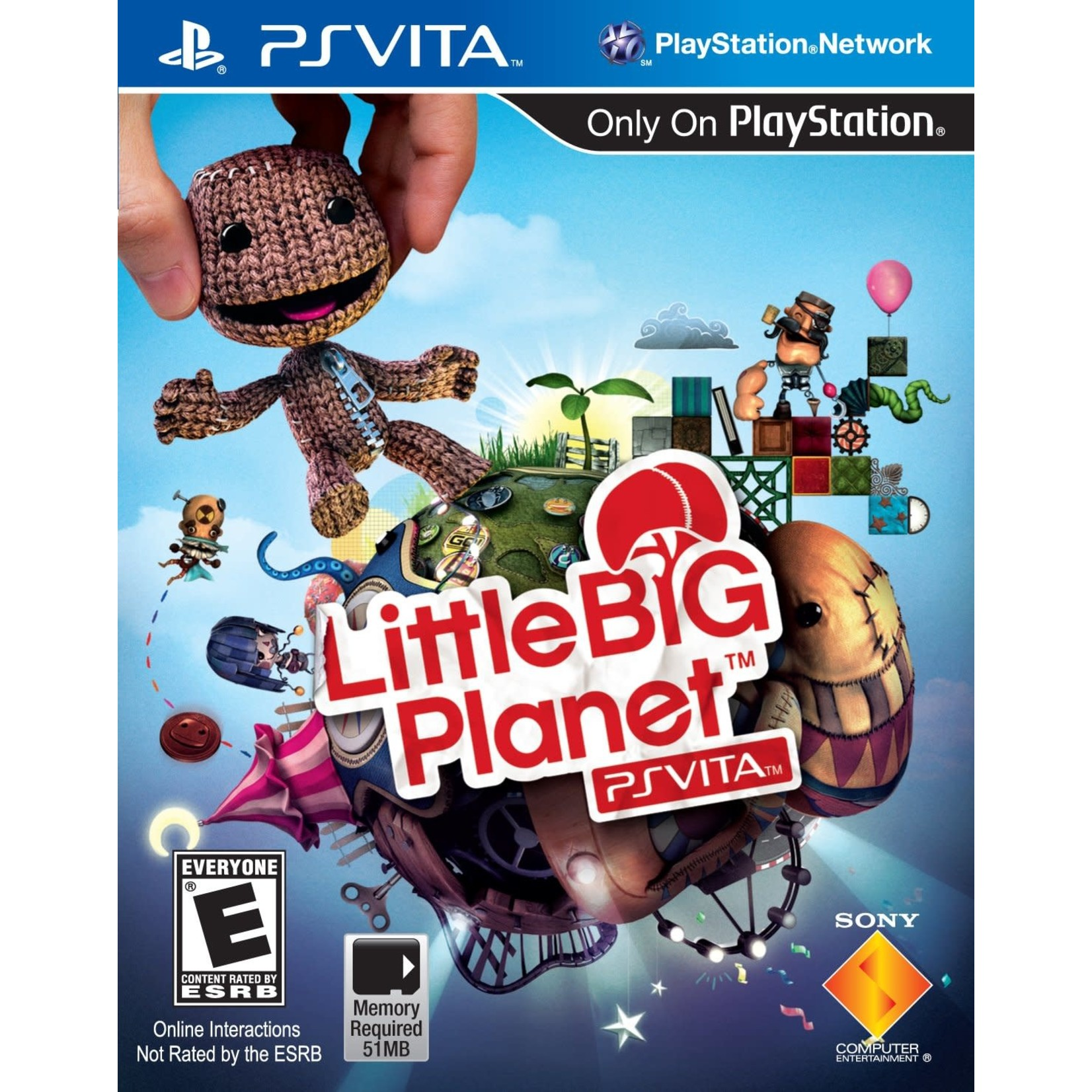 PSVU-Little Big Planet