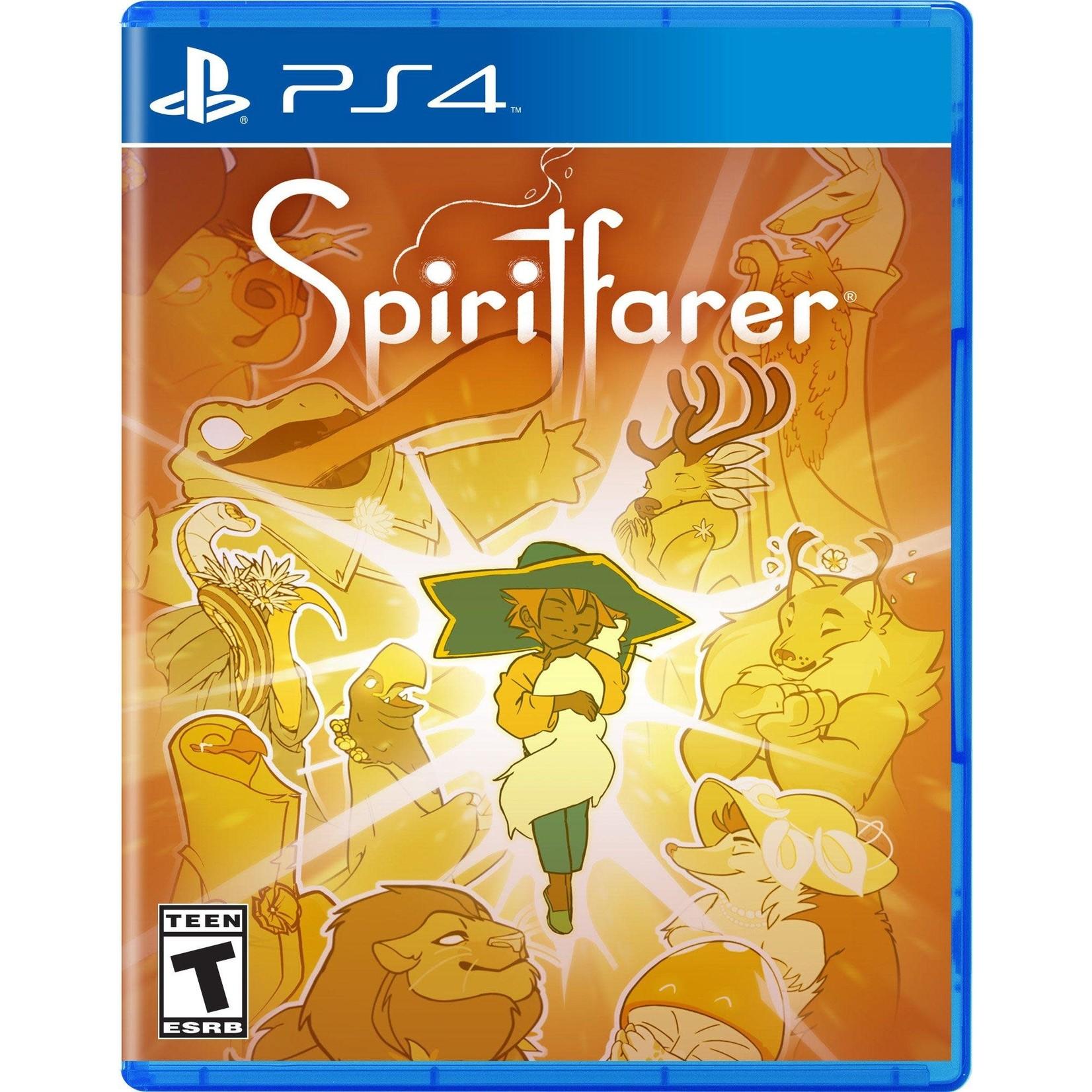 PS4-Spirit Farer