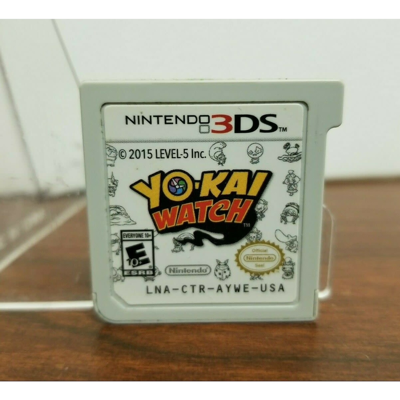 3dsu-Yo Kai Watch (chip only)