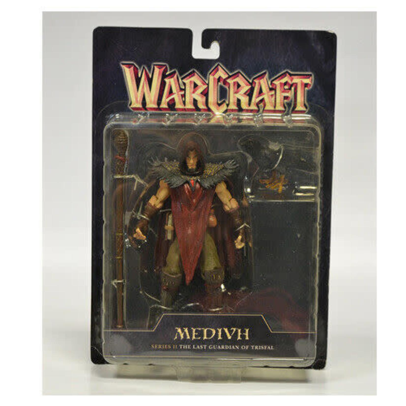 Figure-Toycom Warcraft Medivh series 2