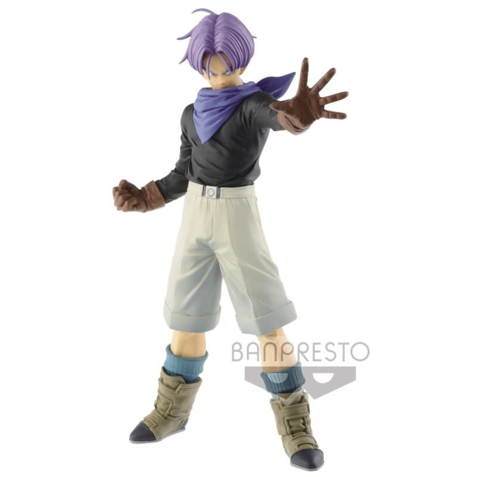 Figure-Dragon Ball GT Ultimate Soldiers - Trunks