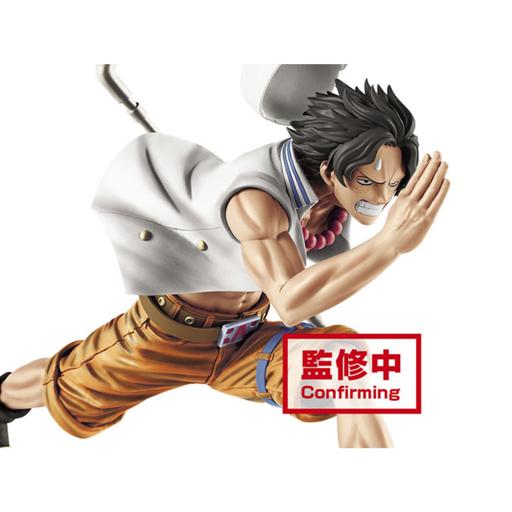 Figure-One Piece Magazine Figure - A Piece of Dream #1 - Special (CPortgas.D.Ace)