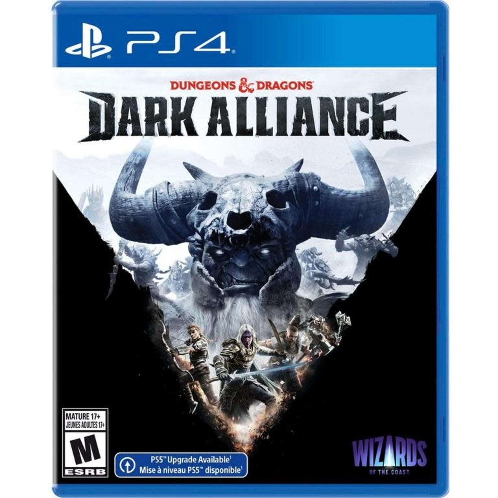 ps4u-Dungeons and Dragons Dark Alliance
