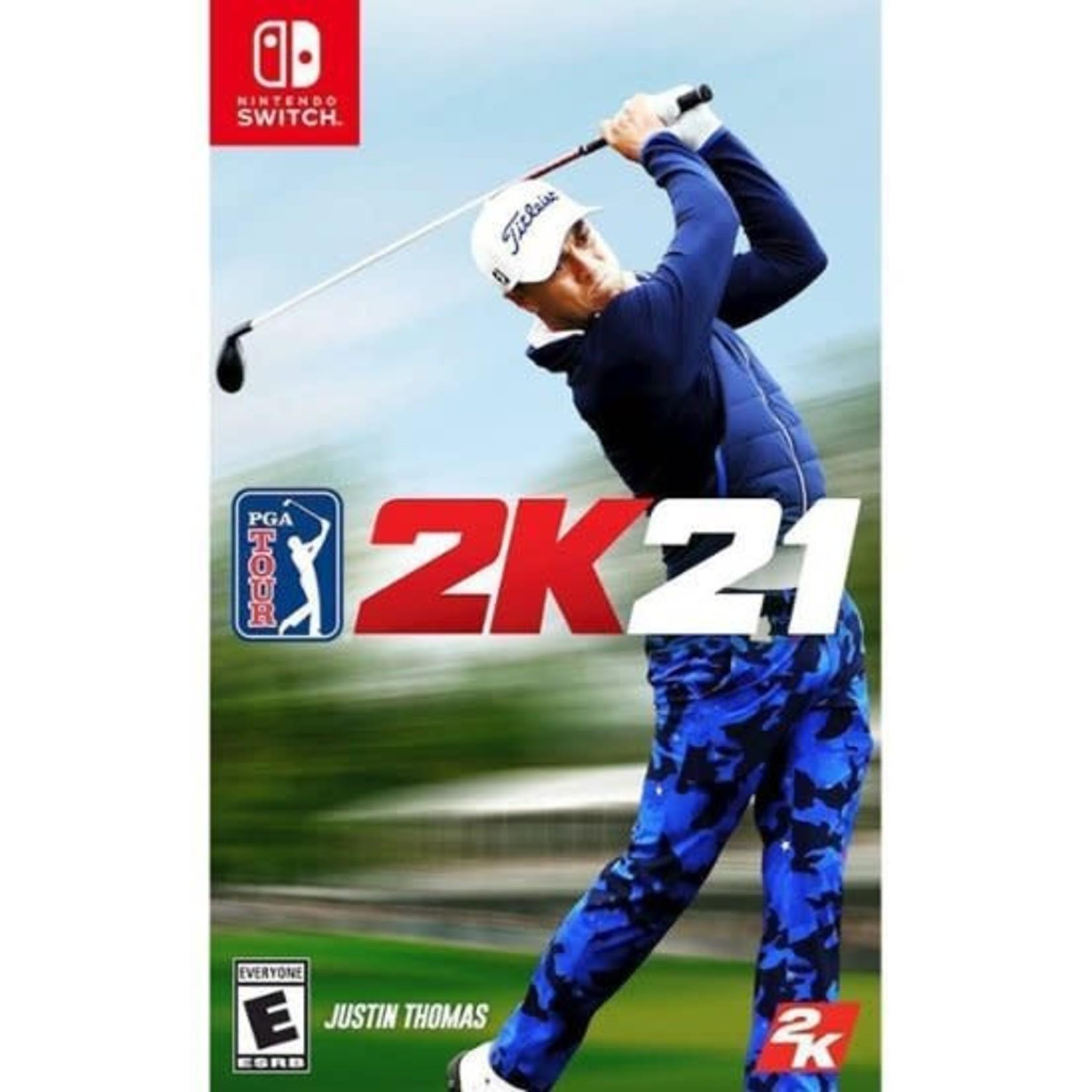 SWITCH-PGA Tour 2k21