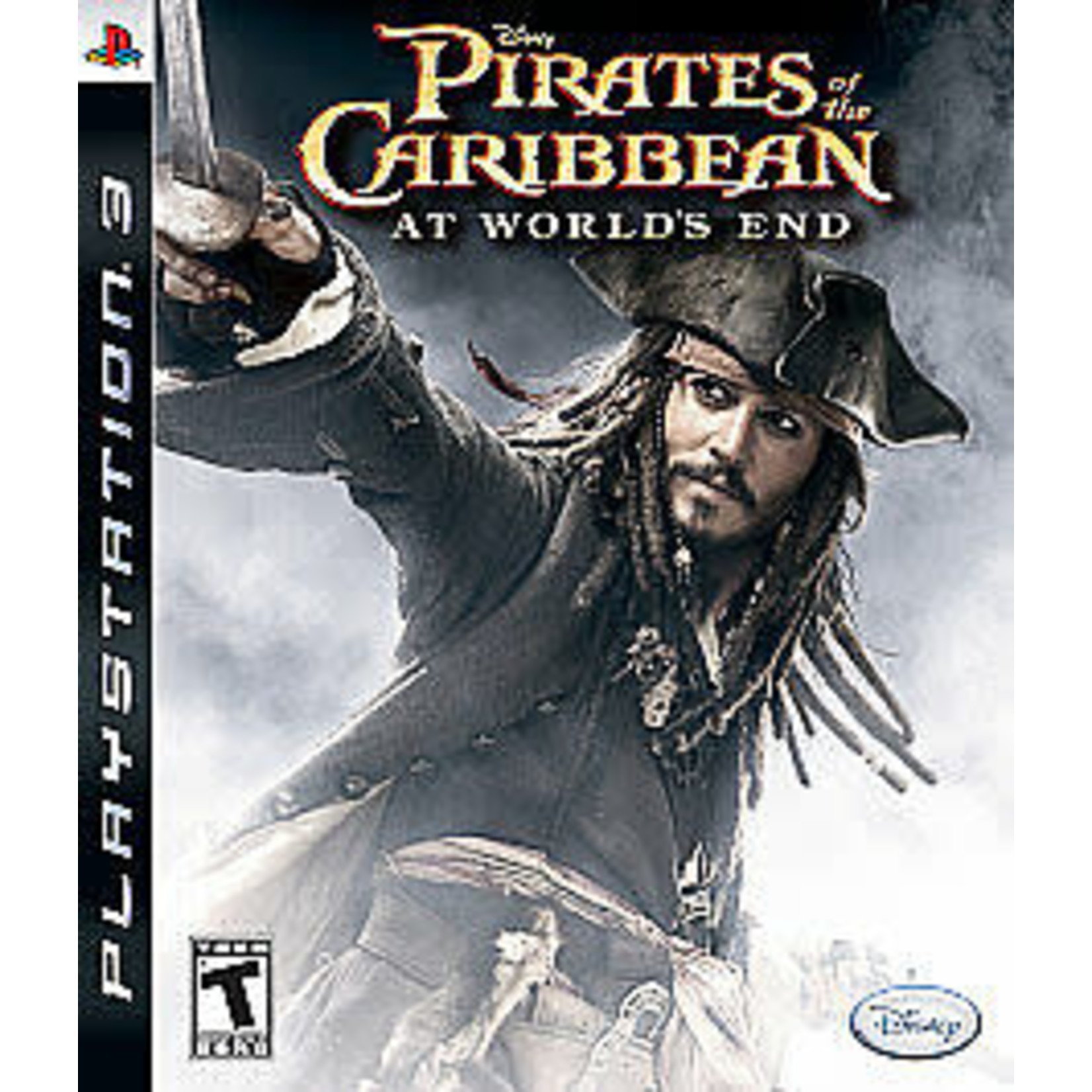 ps3u-Pirates of the Caribbean At World's End