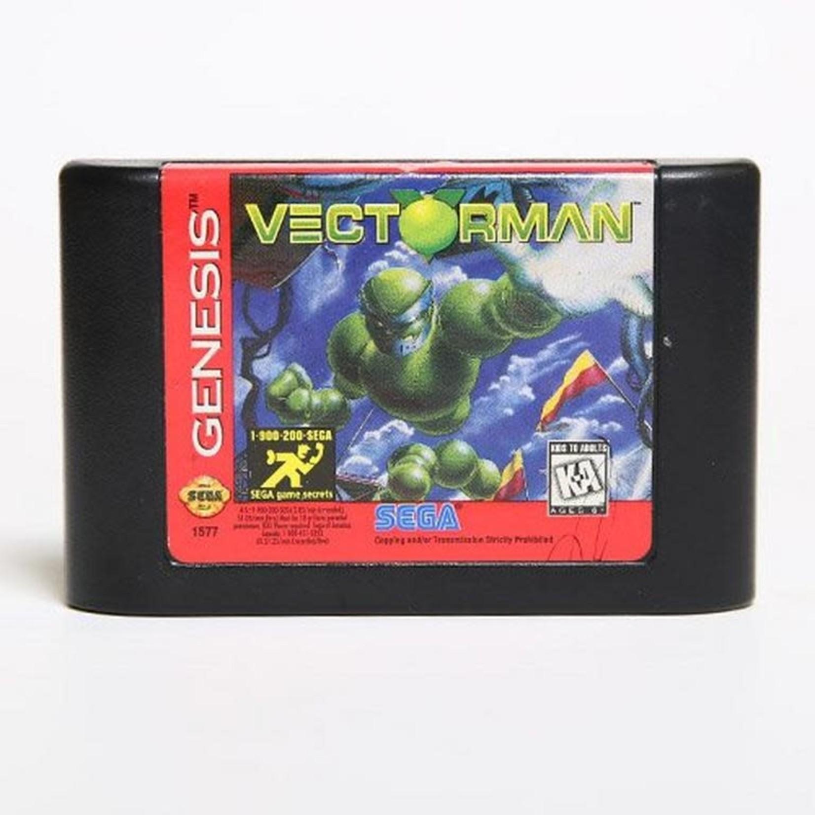 sgu-Vectorman (cart only)