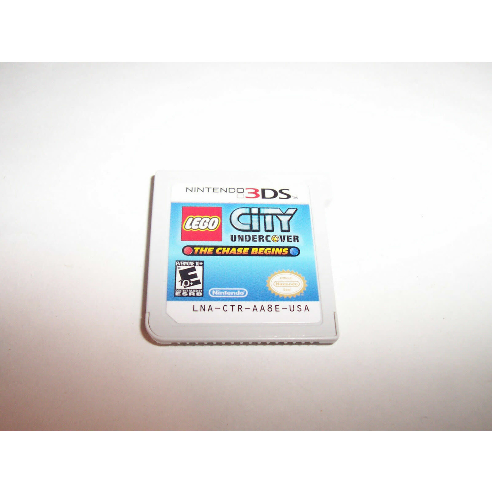 3DSU-LEGO CITY UNDERCOVER THE CHASE BEGINS (CHIP ONLY)