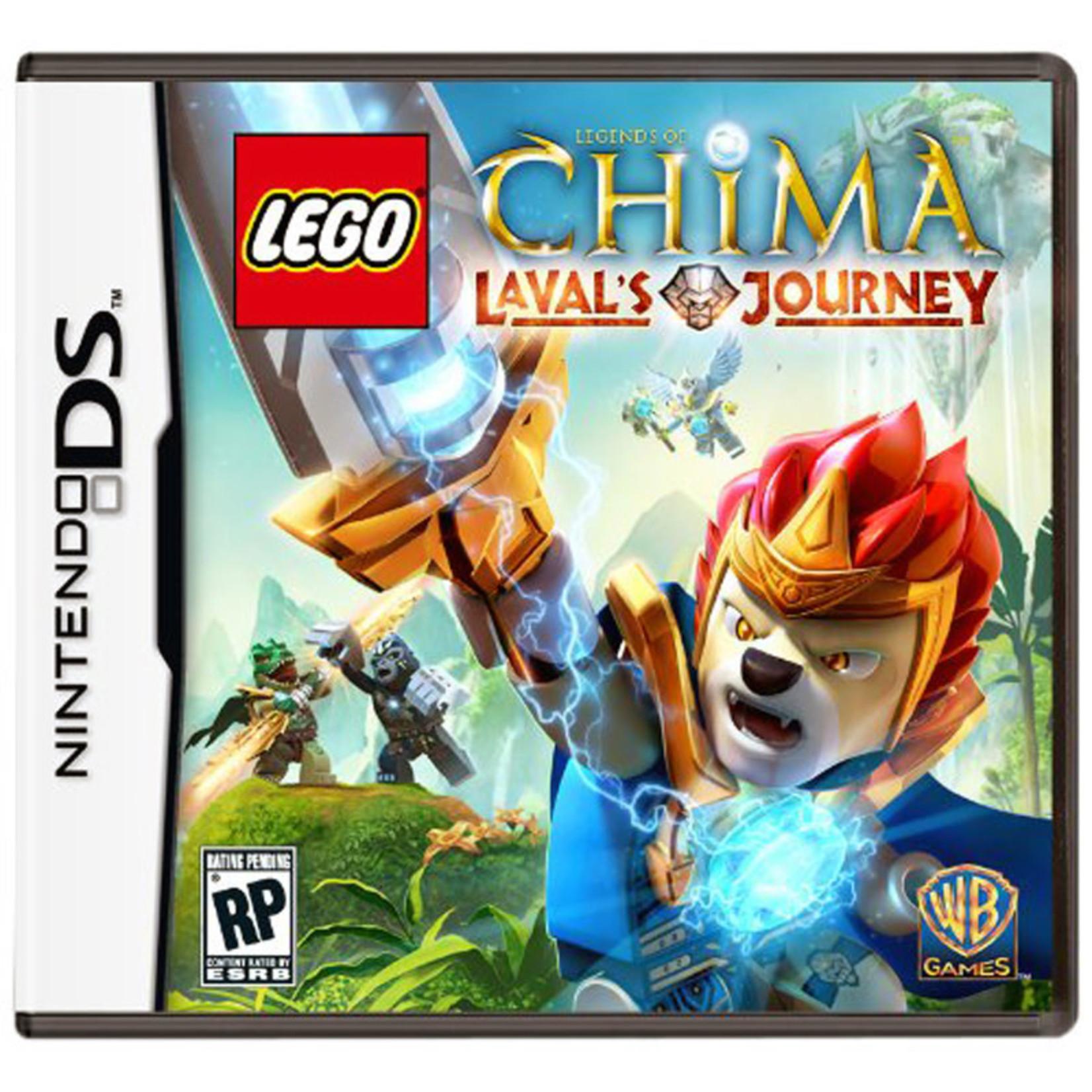 DSU-LEGO LEGENDS OF CHIMA: LAVAL'S JOURNEY