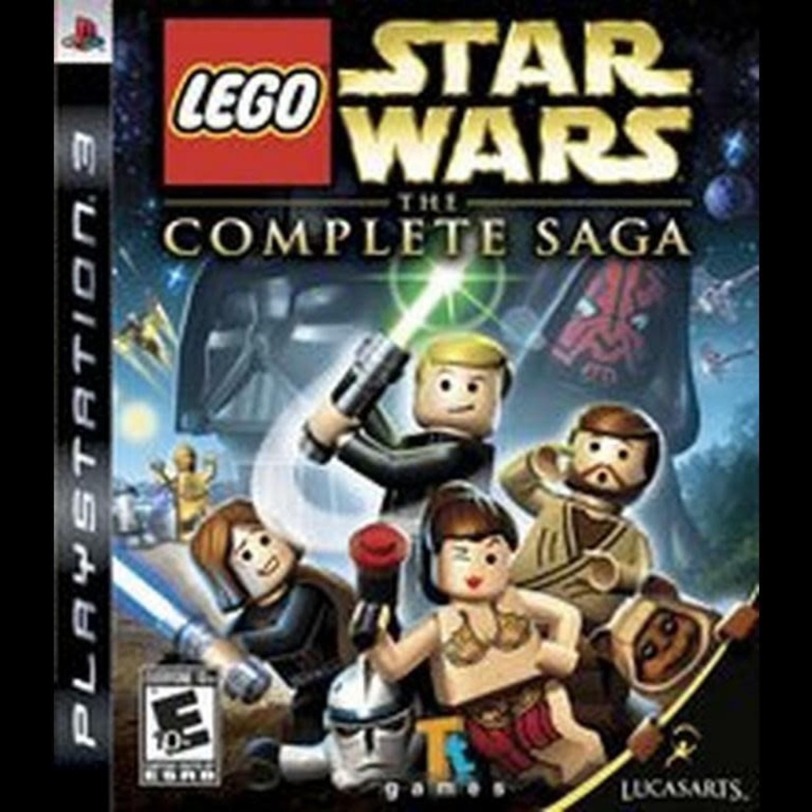 PS3U-LEGO STAR WARS: THE COMPLETE SAGA