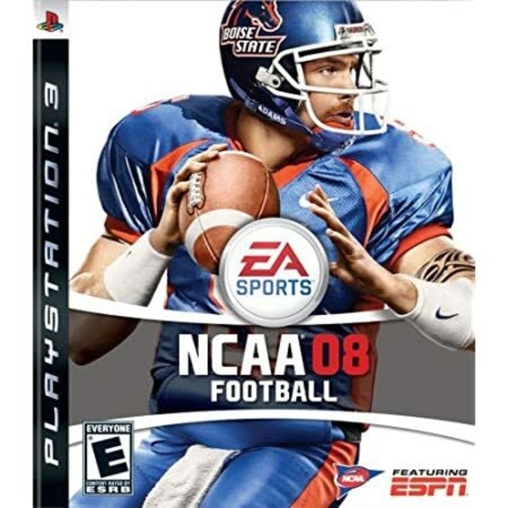 PS3U-NCAA FOOTBALL 08