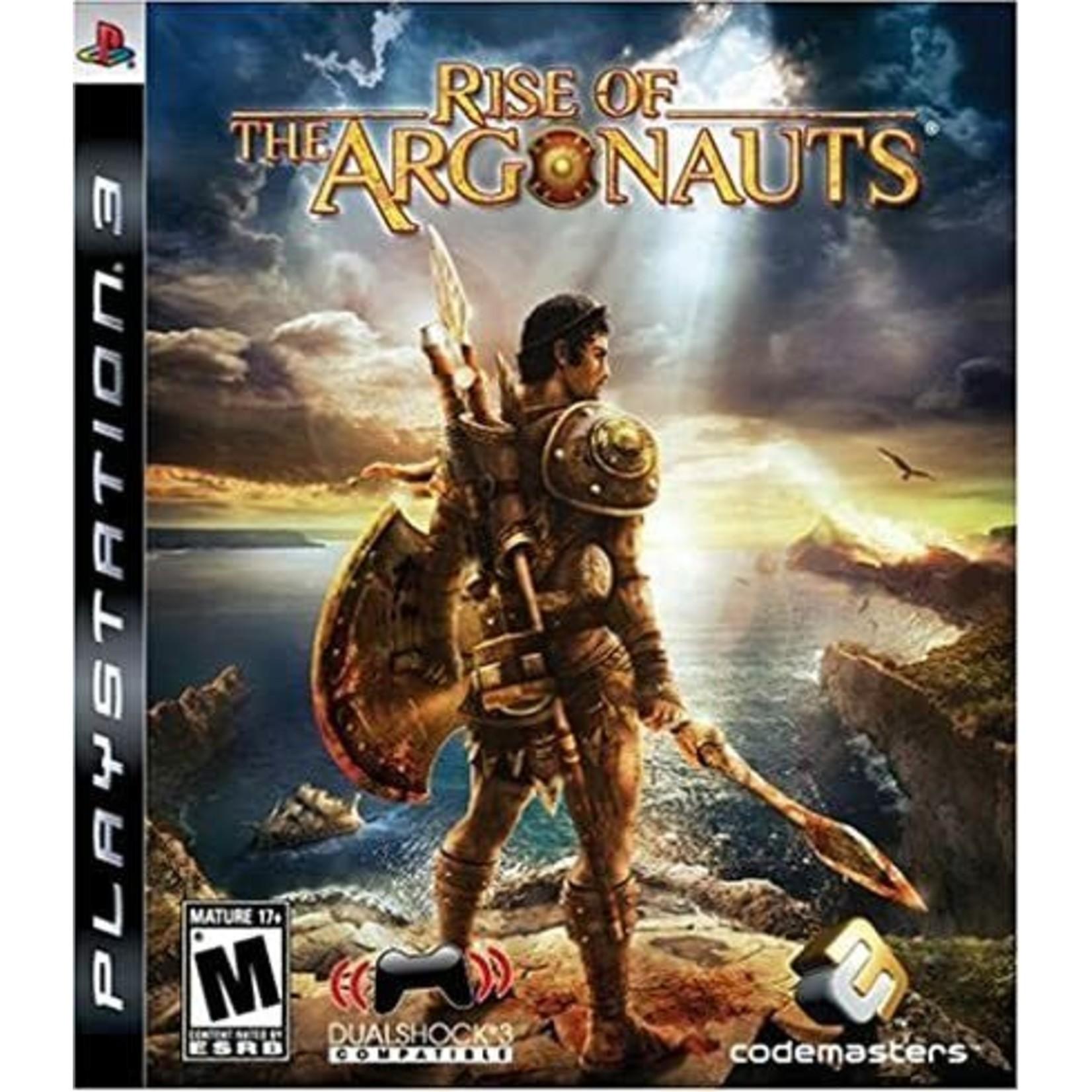 PS3U-RISE OF THE ARGONAUTS