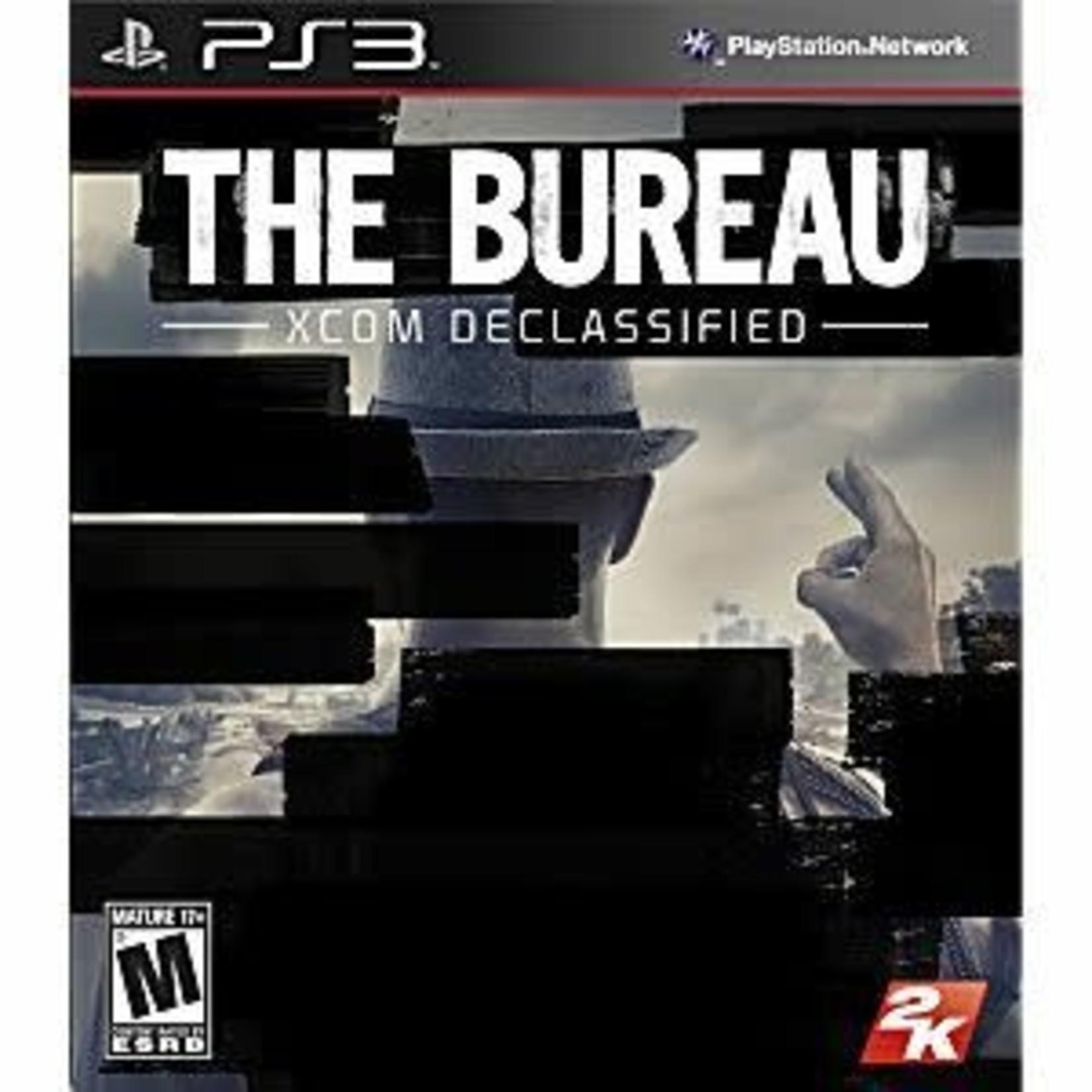 PS3U-THE BUREAU: XCOM DECLASSIFIED