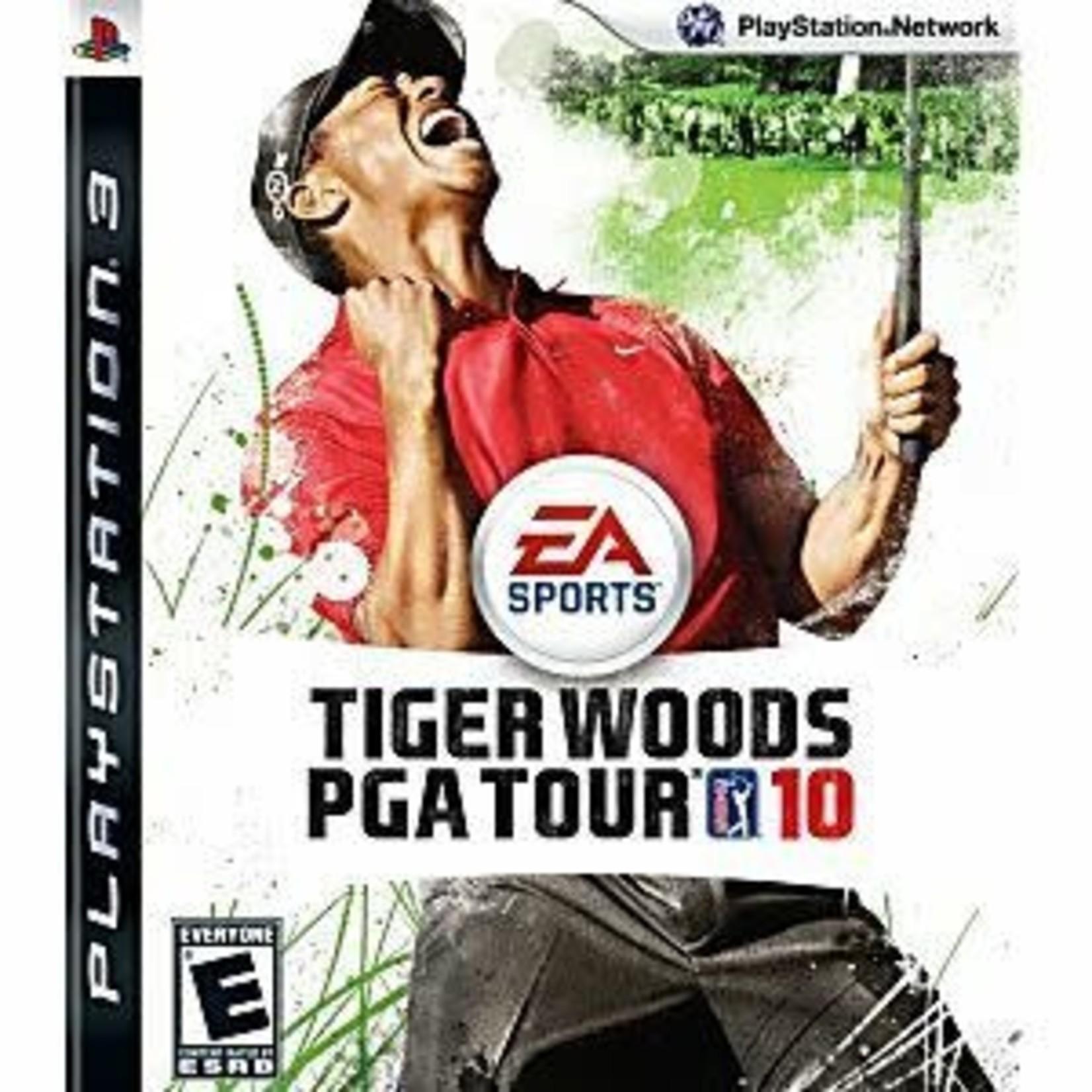 PS3U-TIGER WOODS PGA TOUR 2010