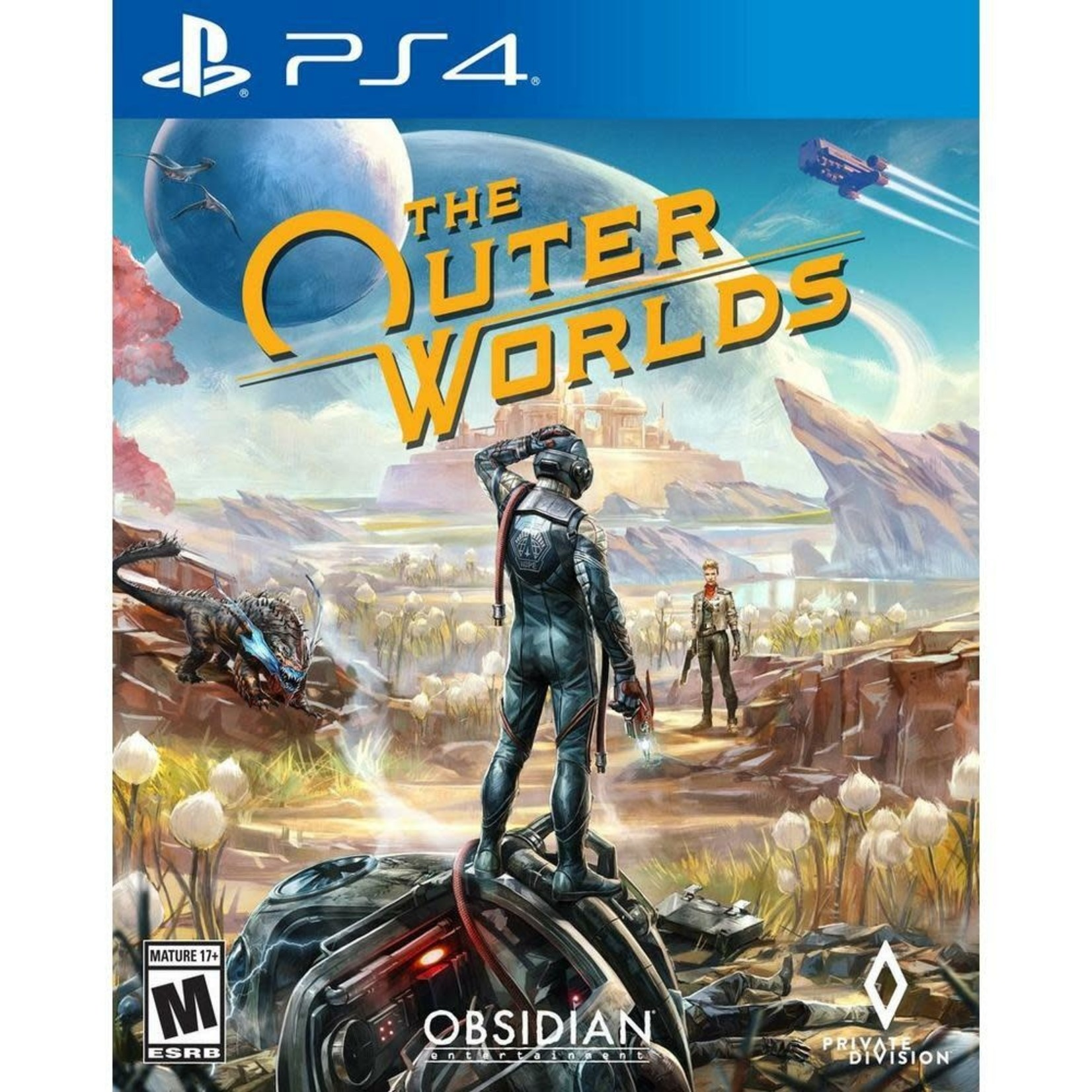 PS4-THE OUTER WORLDS
