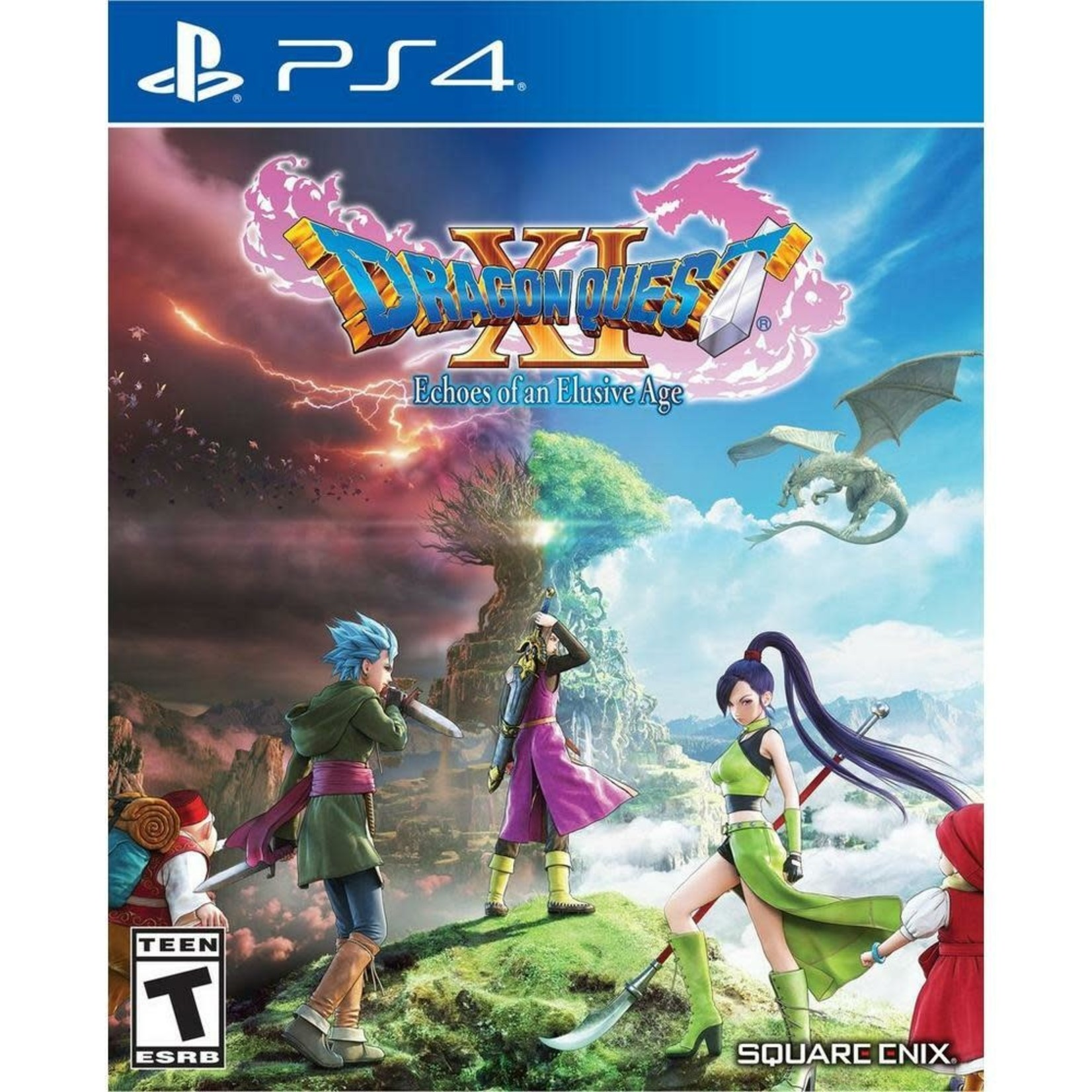 PS4U-DRAGON QUEST XI: ECHOES OF AN ELUSIVE AGE