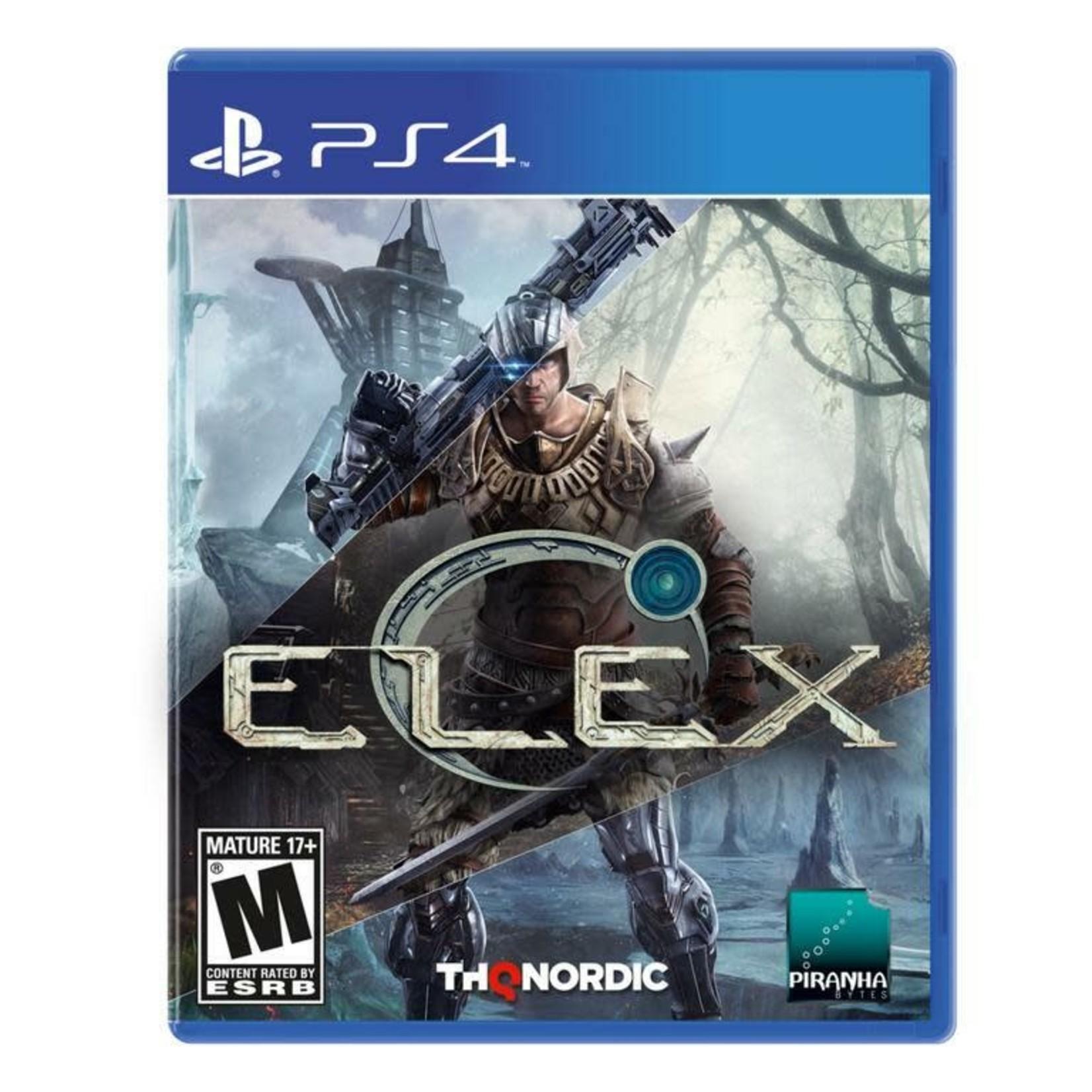 PS4U-ELEX