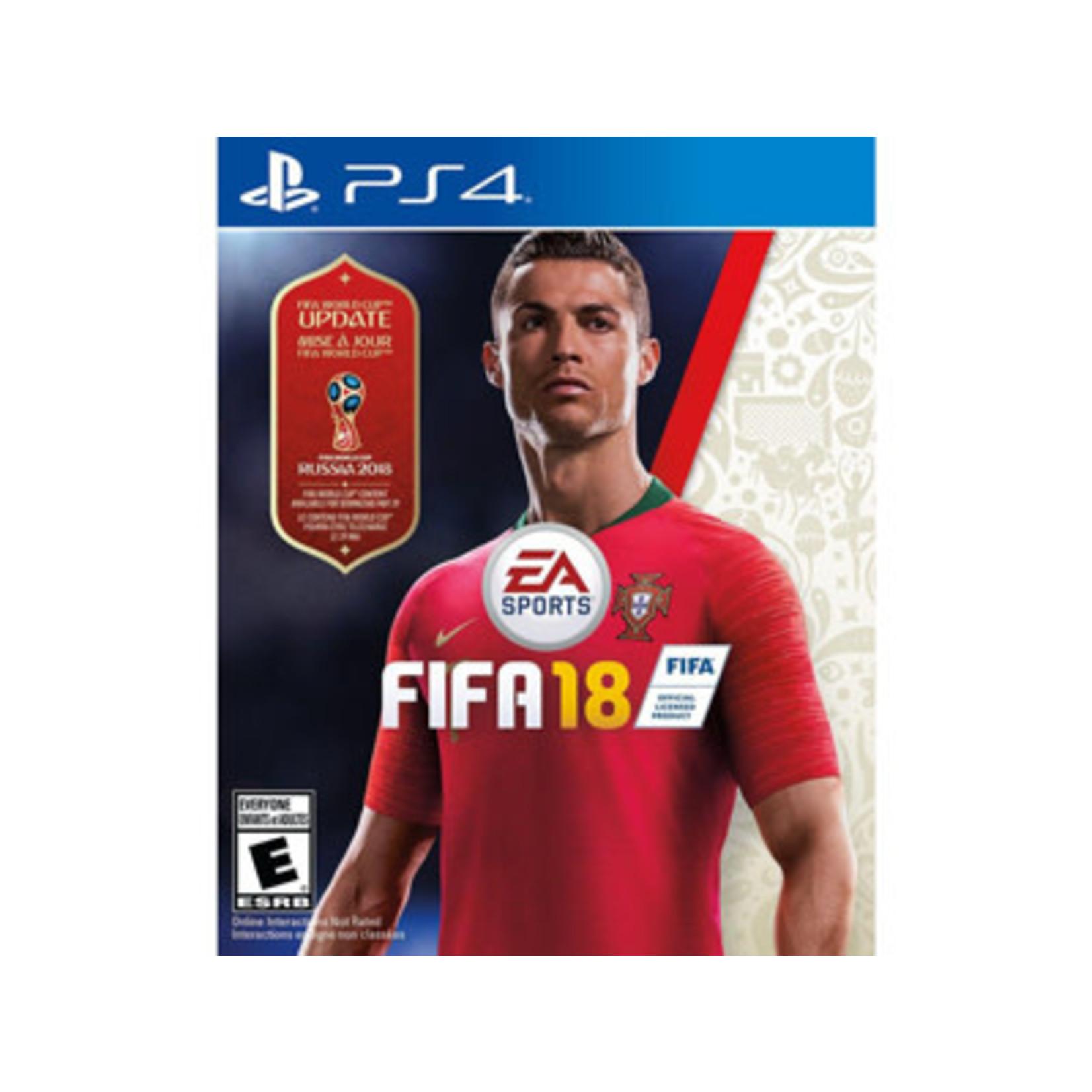 PS4U-FIFA 18