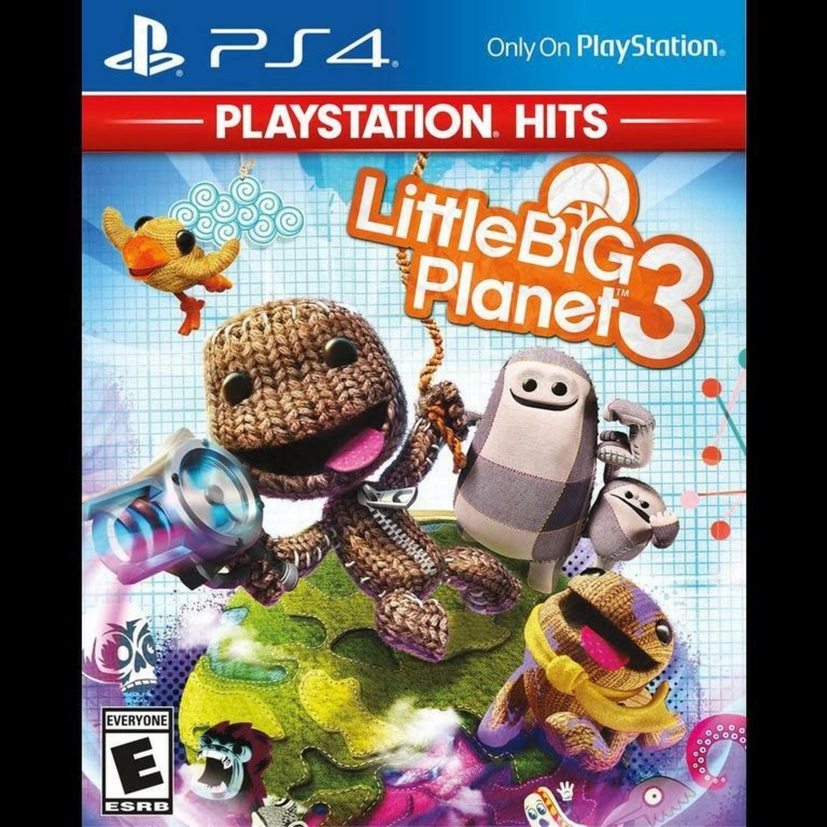 PS4U-LITTLEBIGPLANET 3