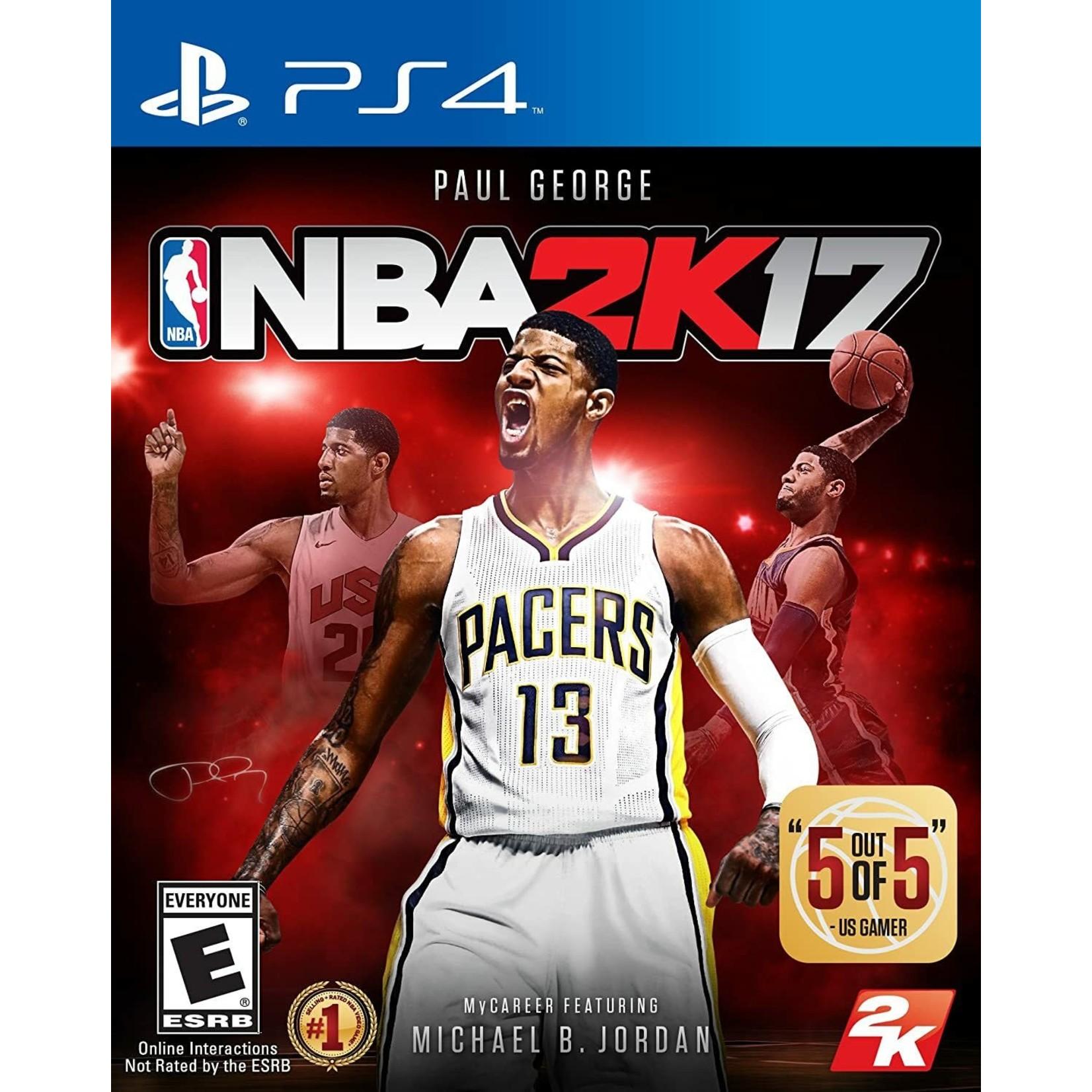 PS4U-NBA 2K17