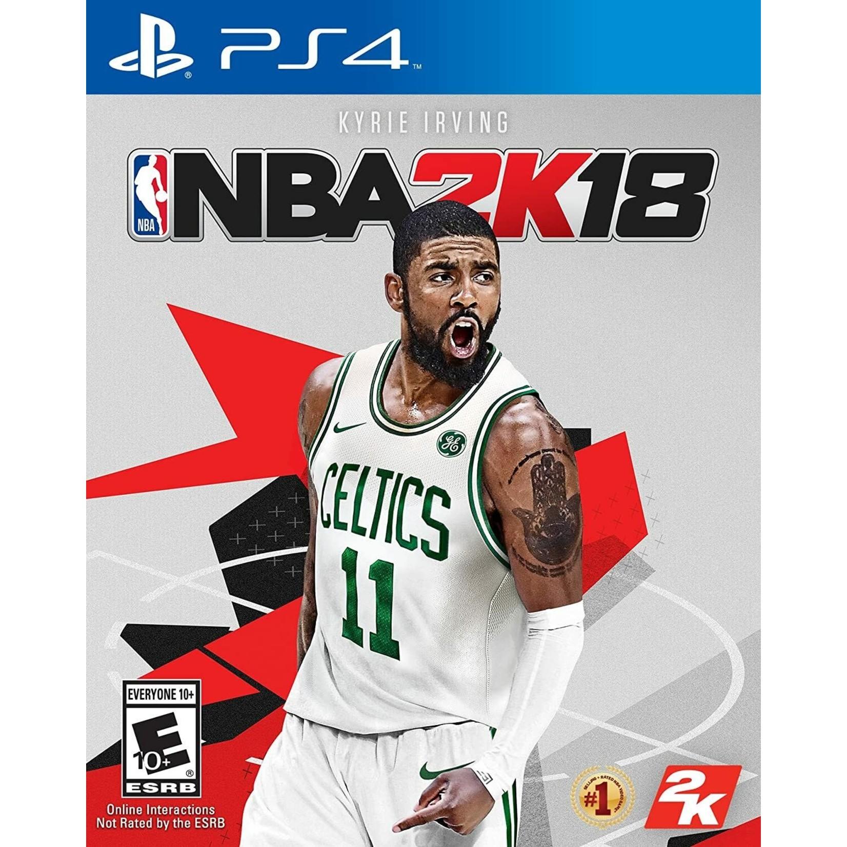 PS4U-NBA 2K18