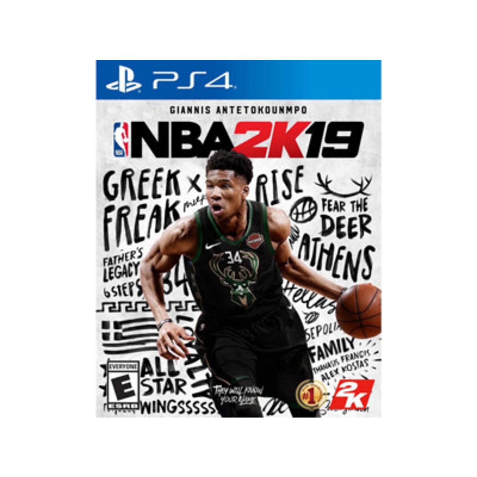 PS4U-NBA 2K19