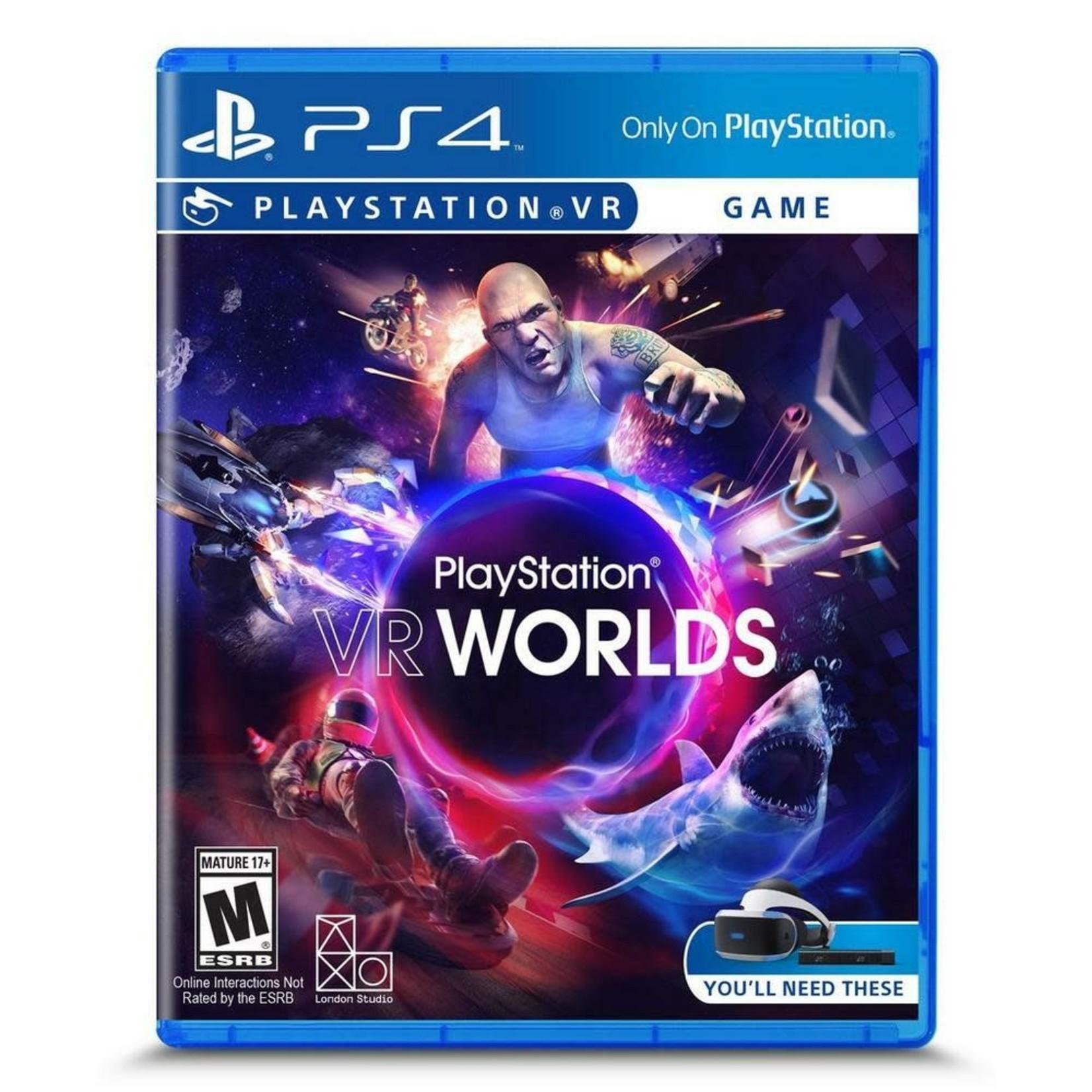 PS4U-PLAYSTATION VR WORLDS
