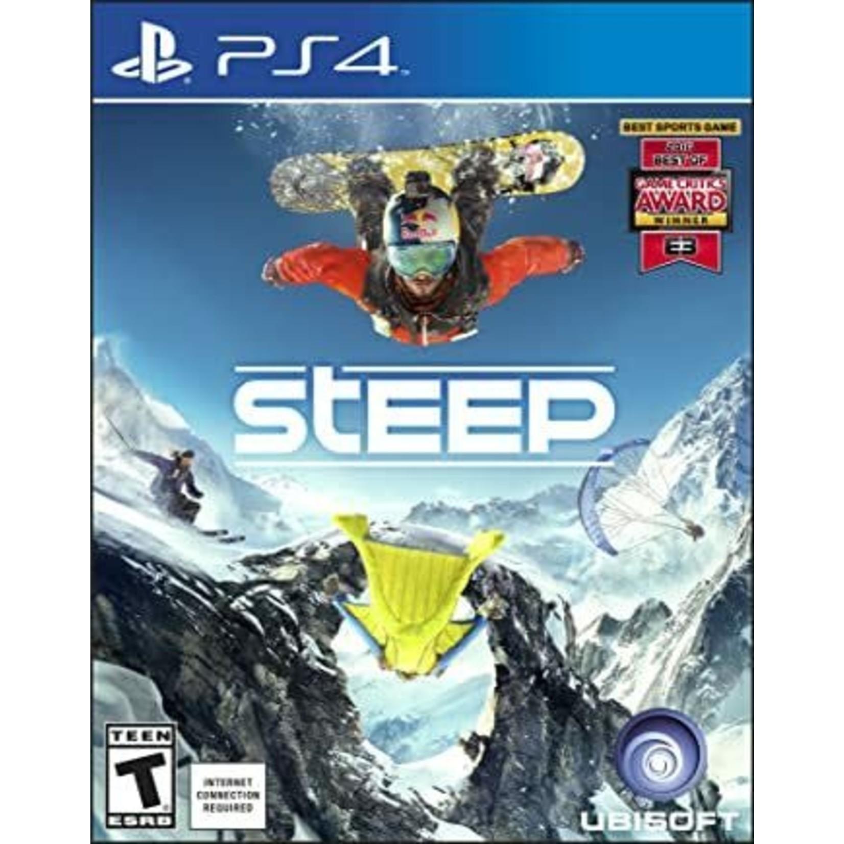 PS4U-STEEP