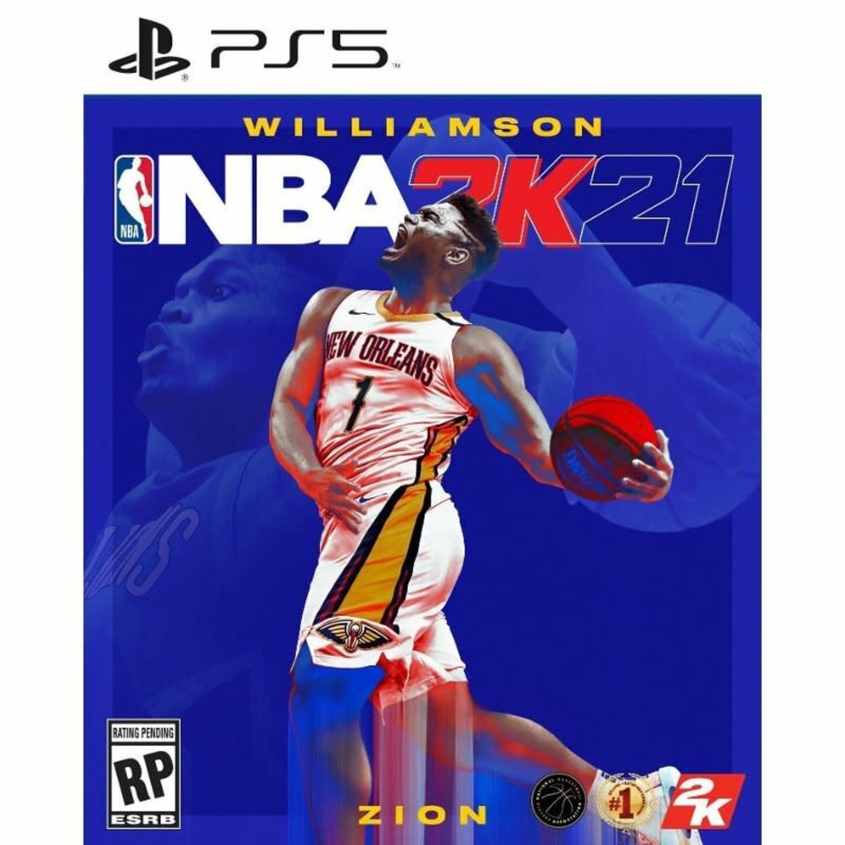 PS5-NBA 2K21