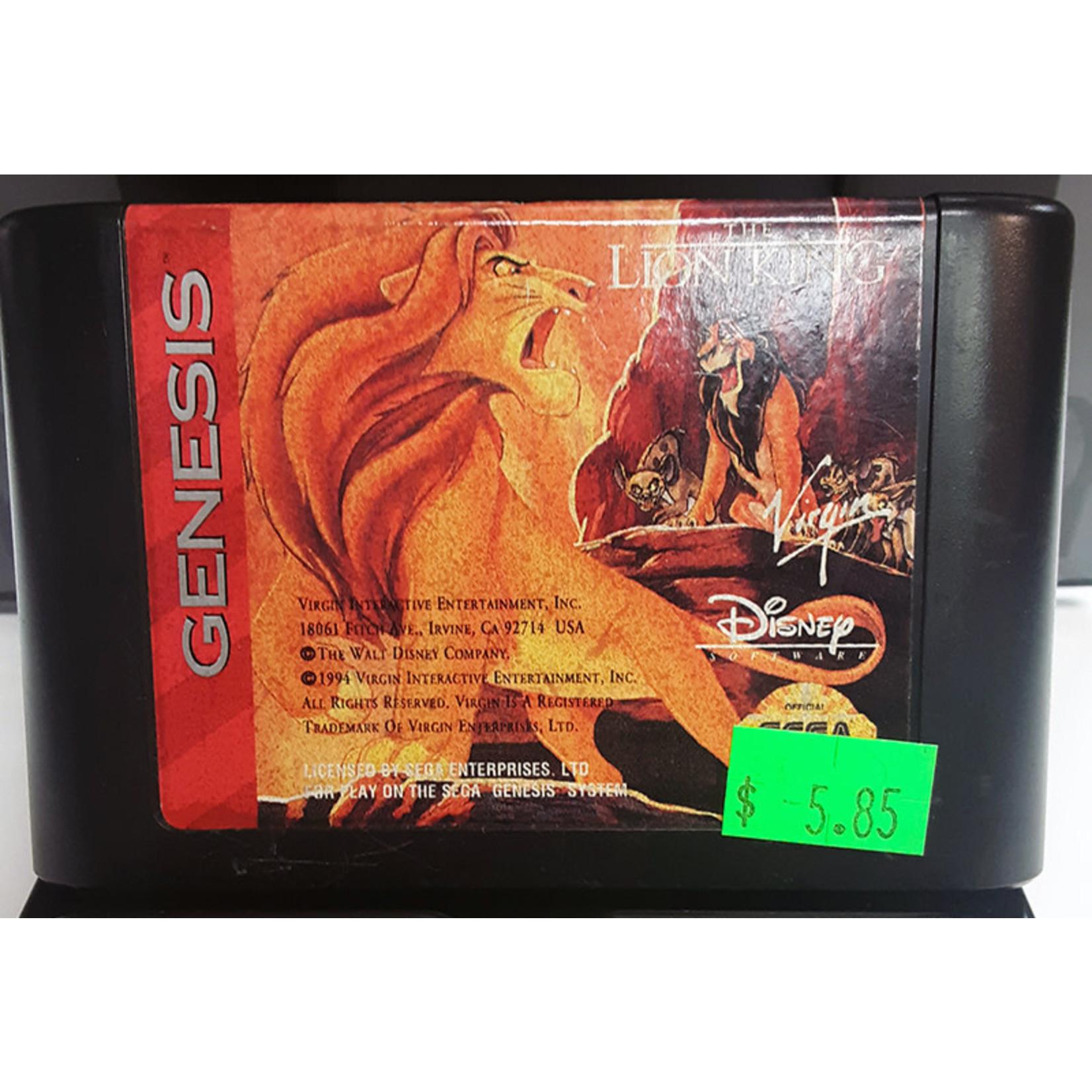 SGU-LION KING (CARTRIDGE)