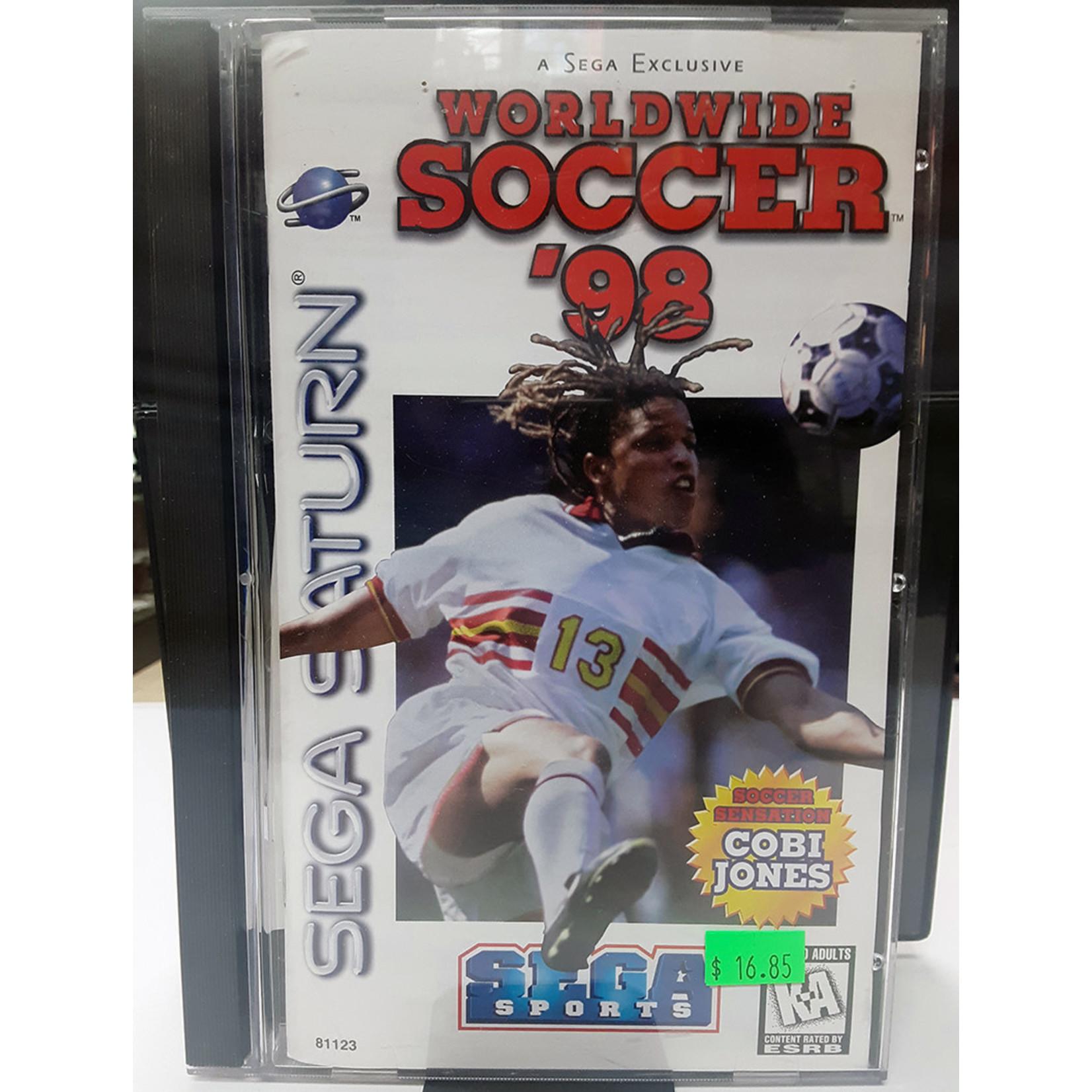 SSU-WORLDWIDE SOCCER 98