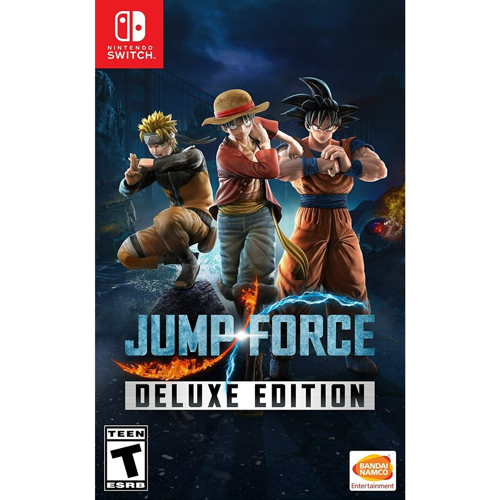 SWITCHU-JUMP FORCE DELUXE EDITION