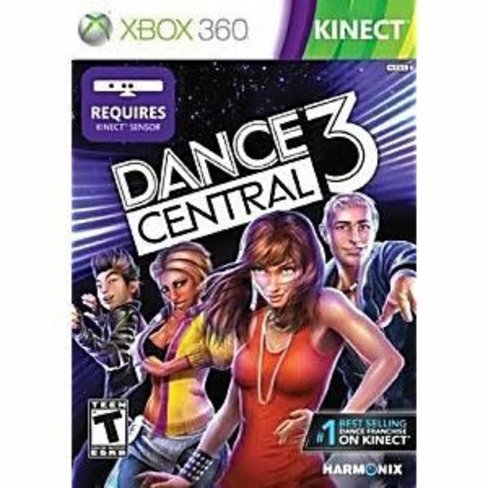 X3U-DANCE CENTRAL 3