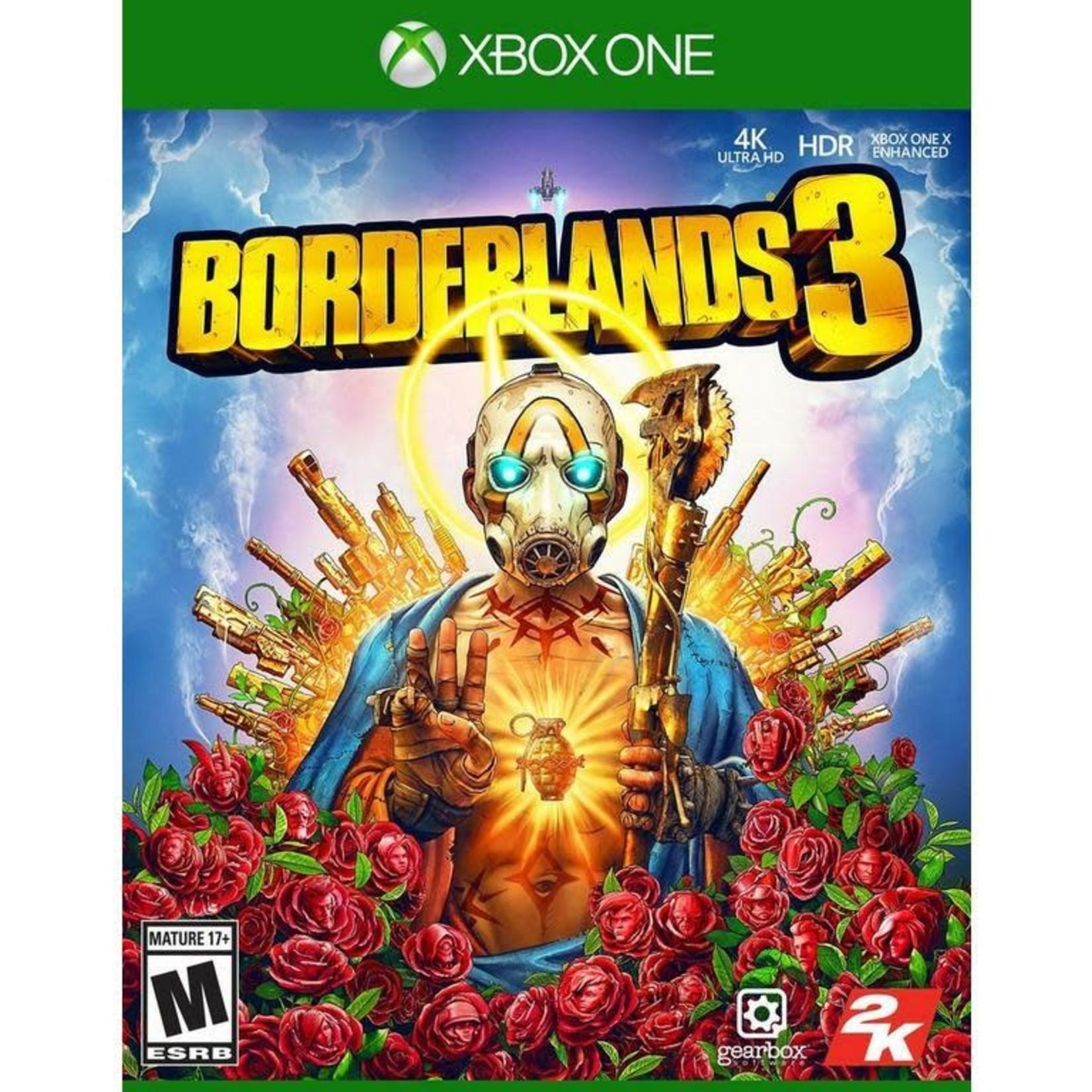 XB1-BORDERLANDS 3