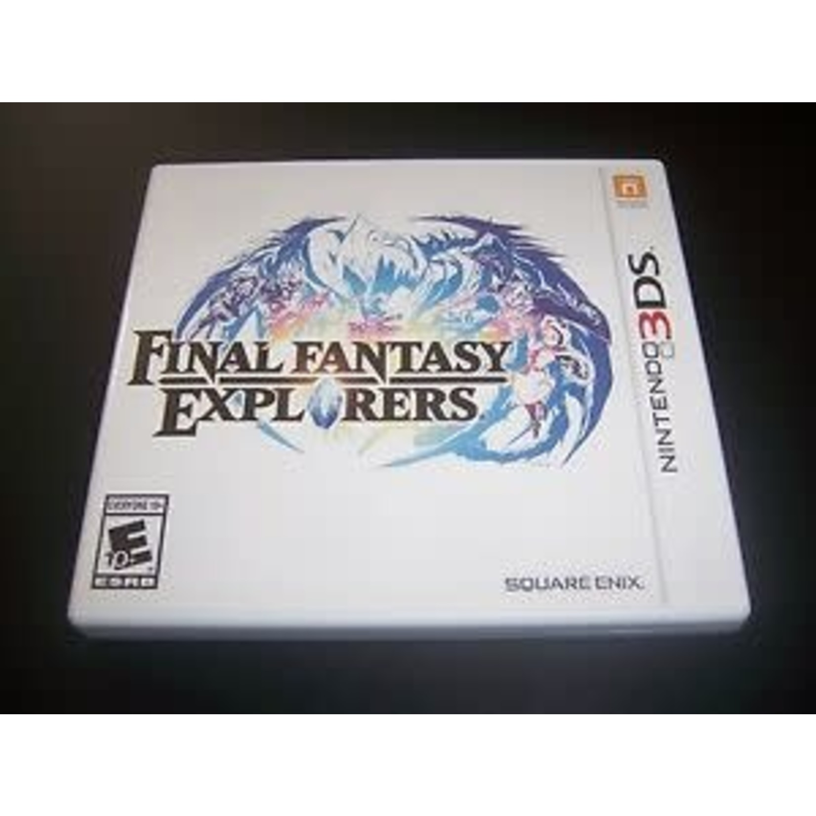3DSU-FINAL FANTASY EXPLORERS