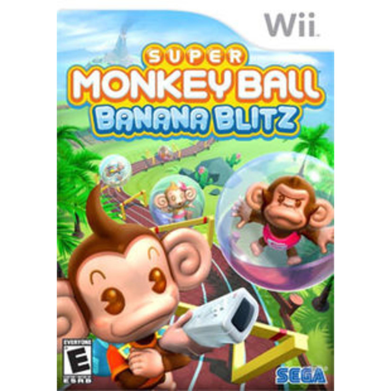 WIIUSD-SUPER MONKEY BALL BANANA BLITZ