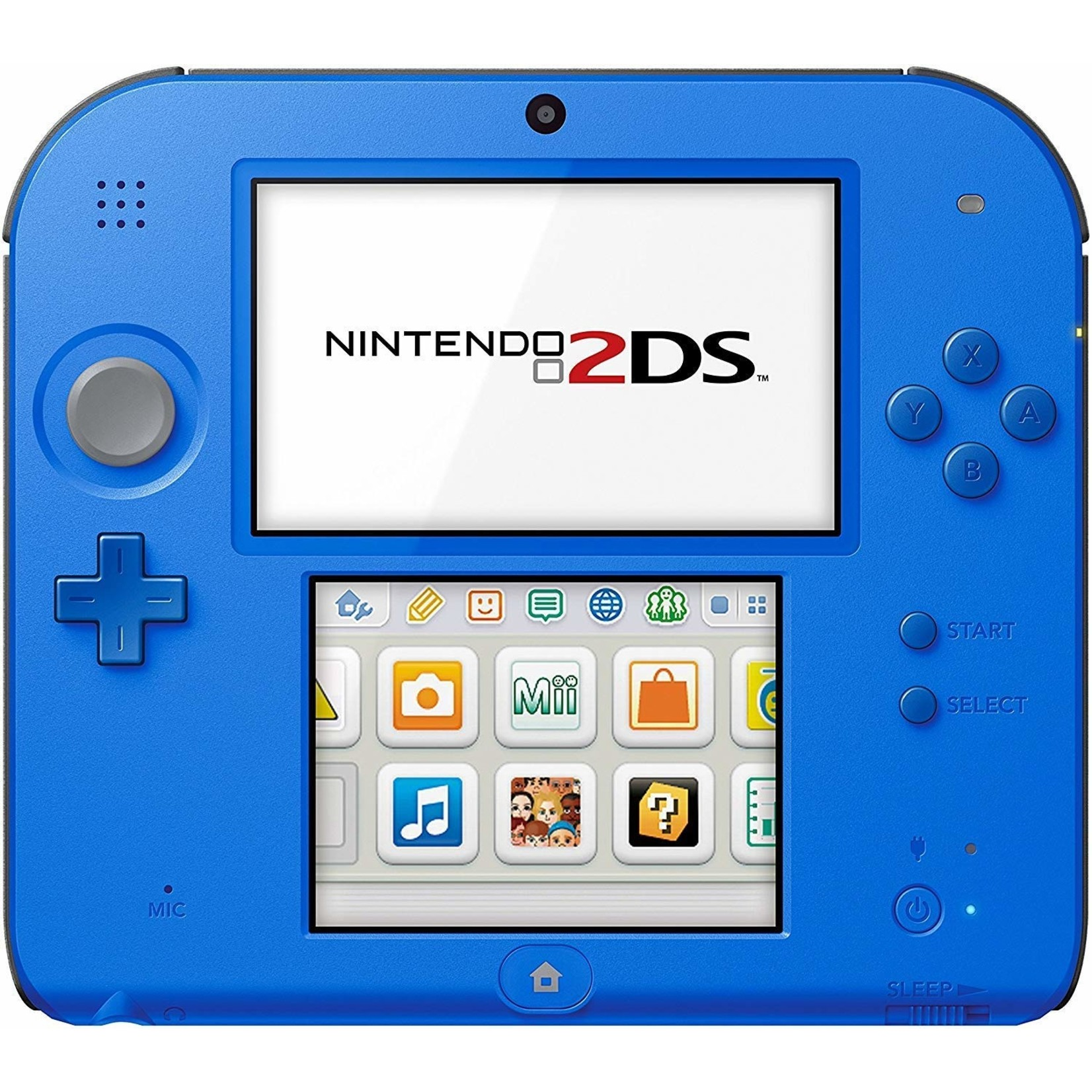 SYSTEM-USED 2DS (BLUE)