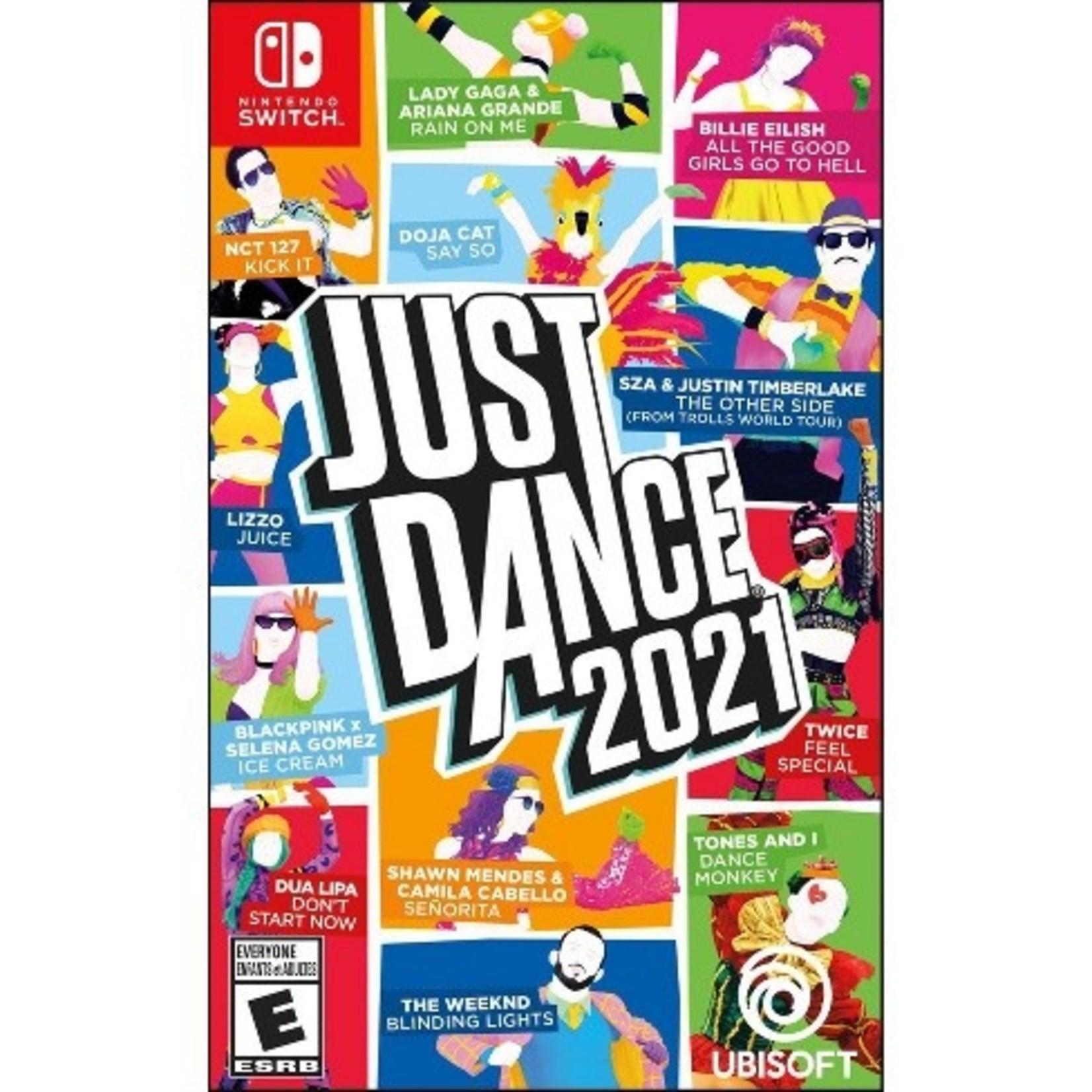 SWITCHU-JUST DANCE 2021