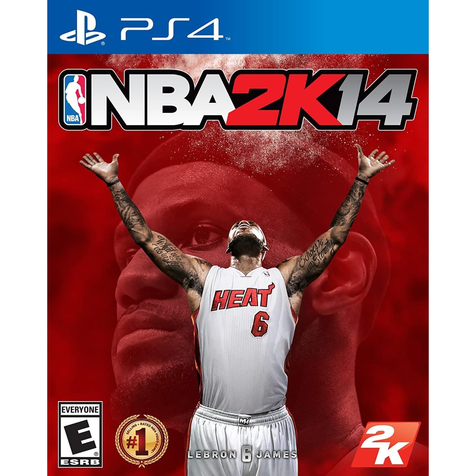 PS4U-NBA 2K14