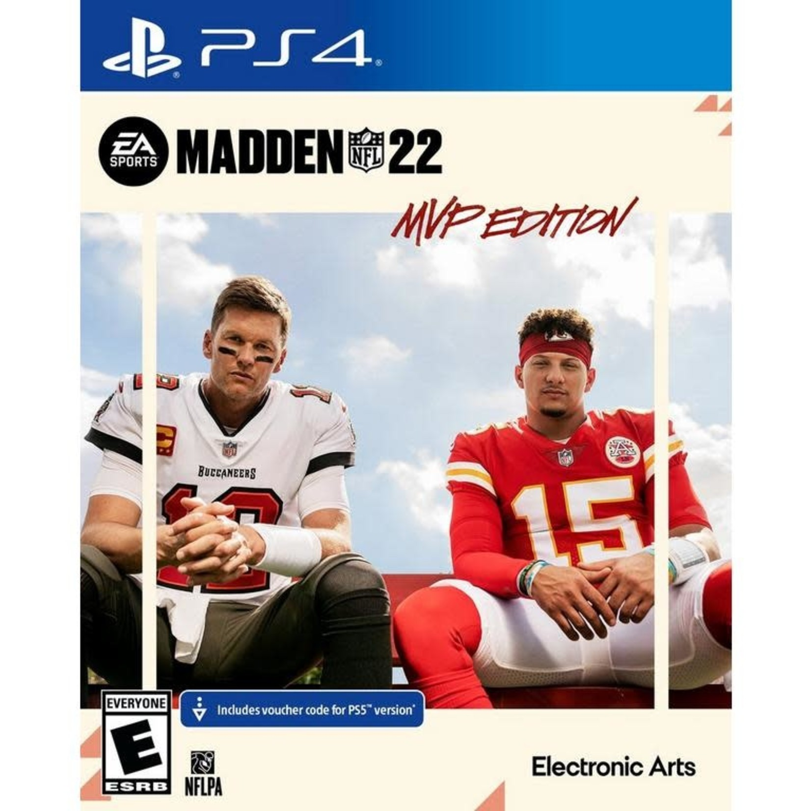 PS4-Madden NFL 22 MVP Edition