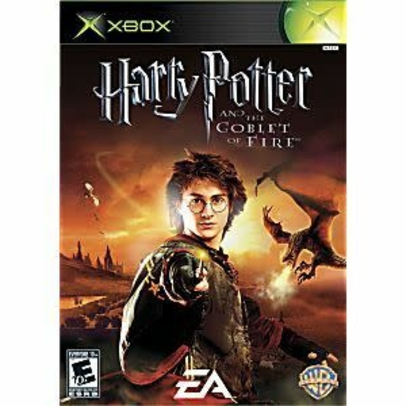 XBU-HARRY POTTER AND THE GOBLET OF FIRE