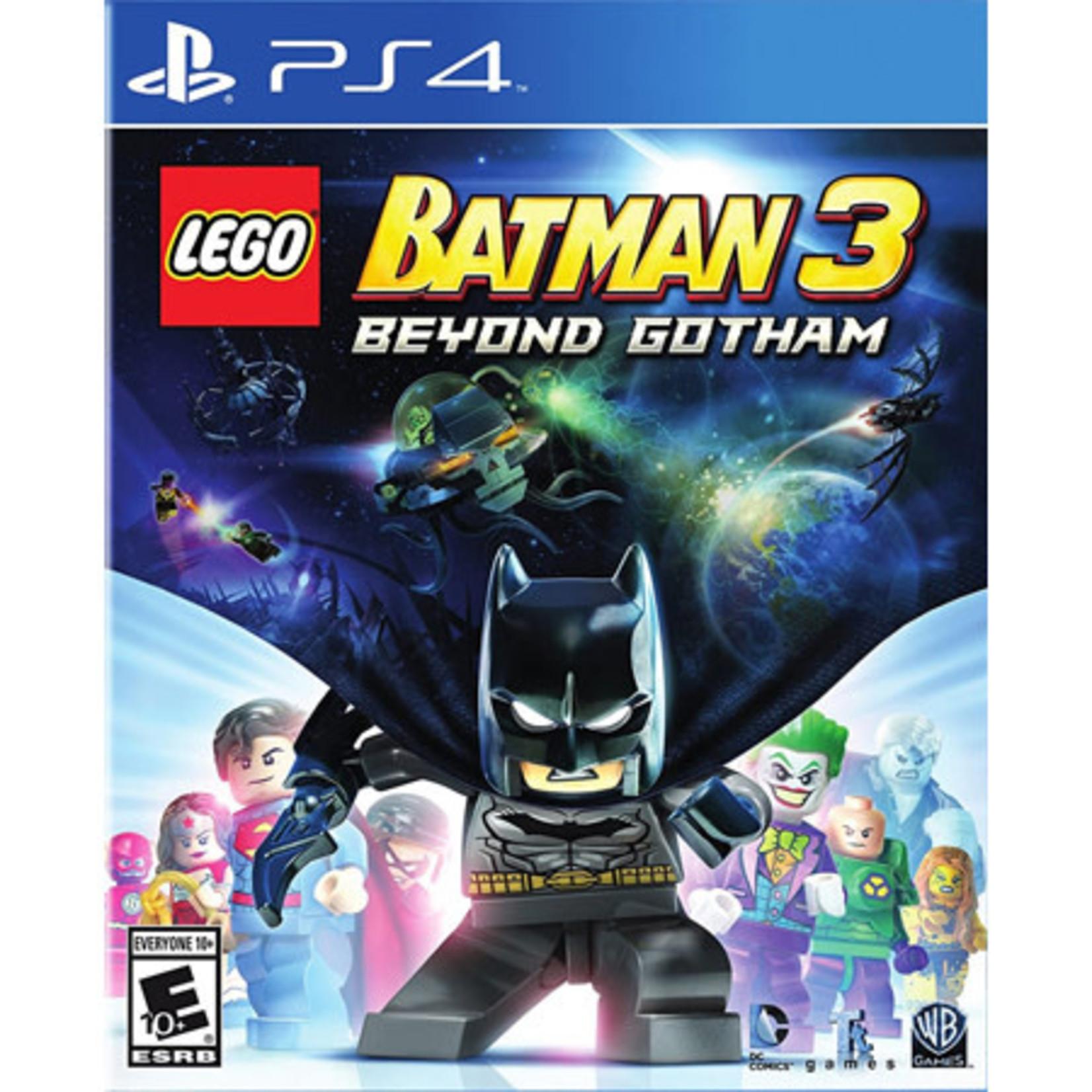 PS4-LEGO BATMAN 3: BEYOND GOTHAM