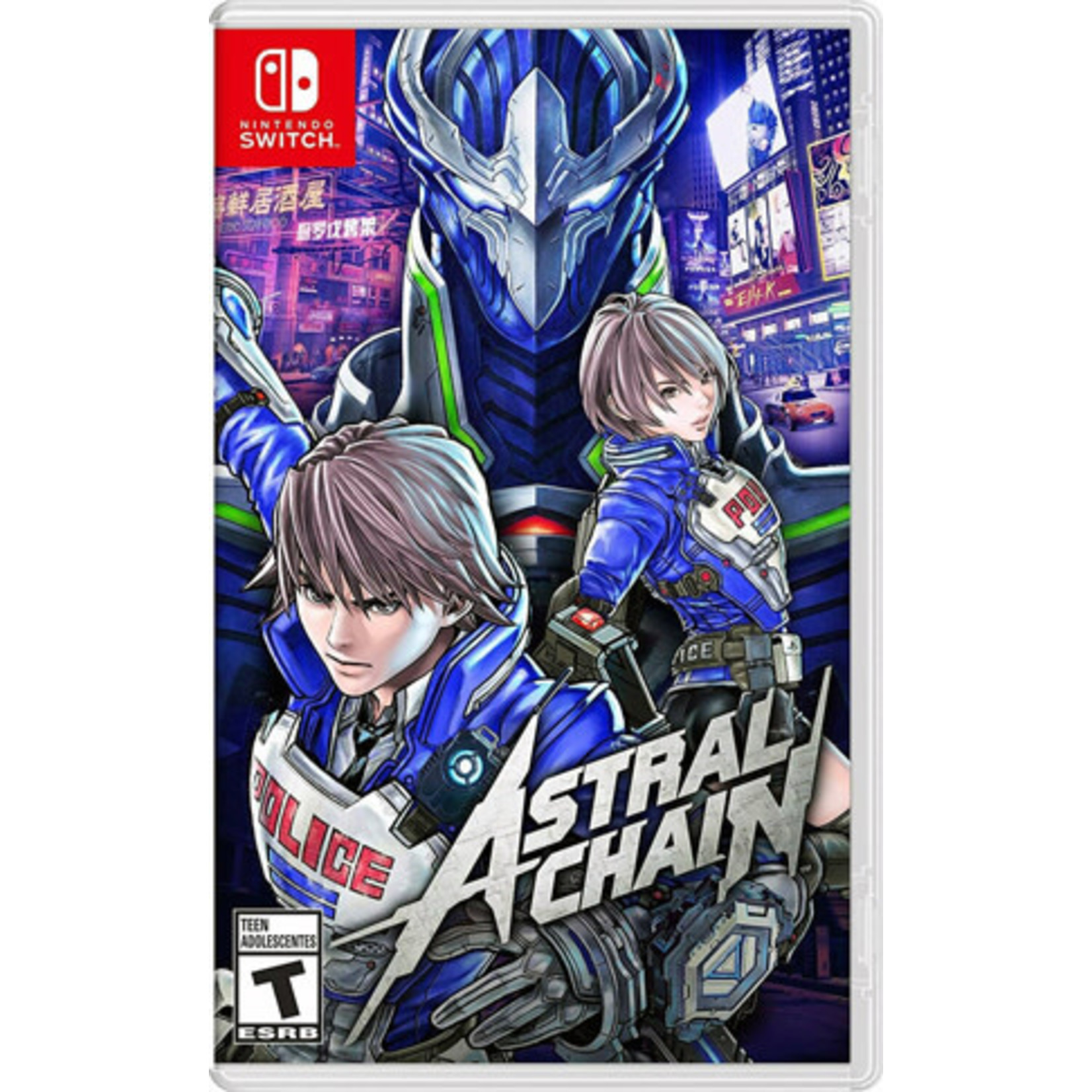 SWITCH-ASTRAL CHAIN