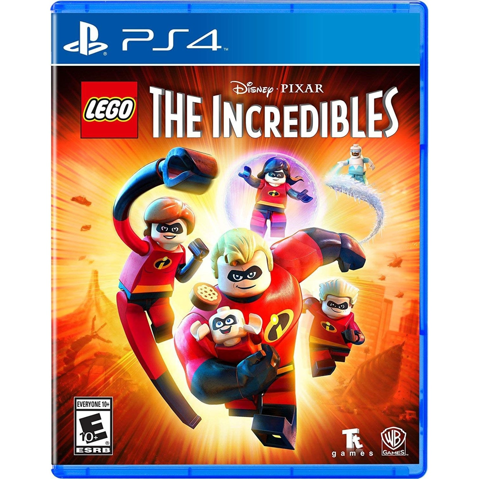 PS4-LEGO THE INCREDIBLES