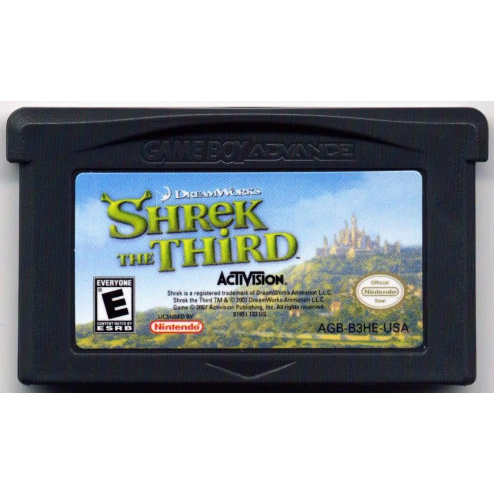 gbau-Shrek the Third (cartridge)