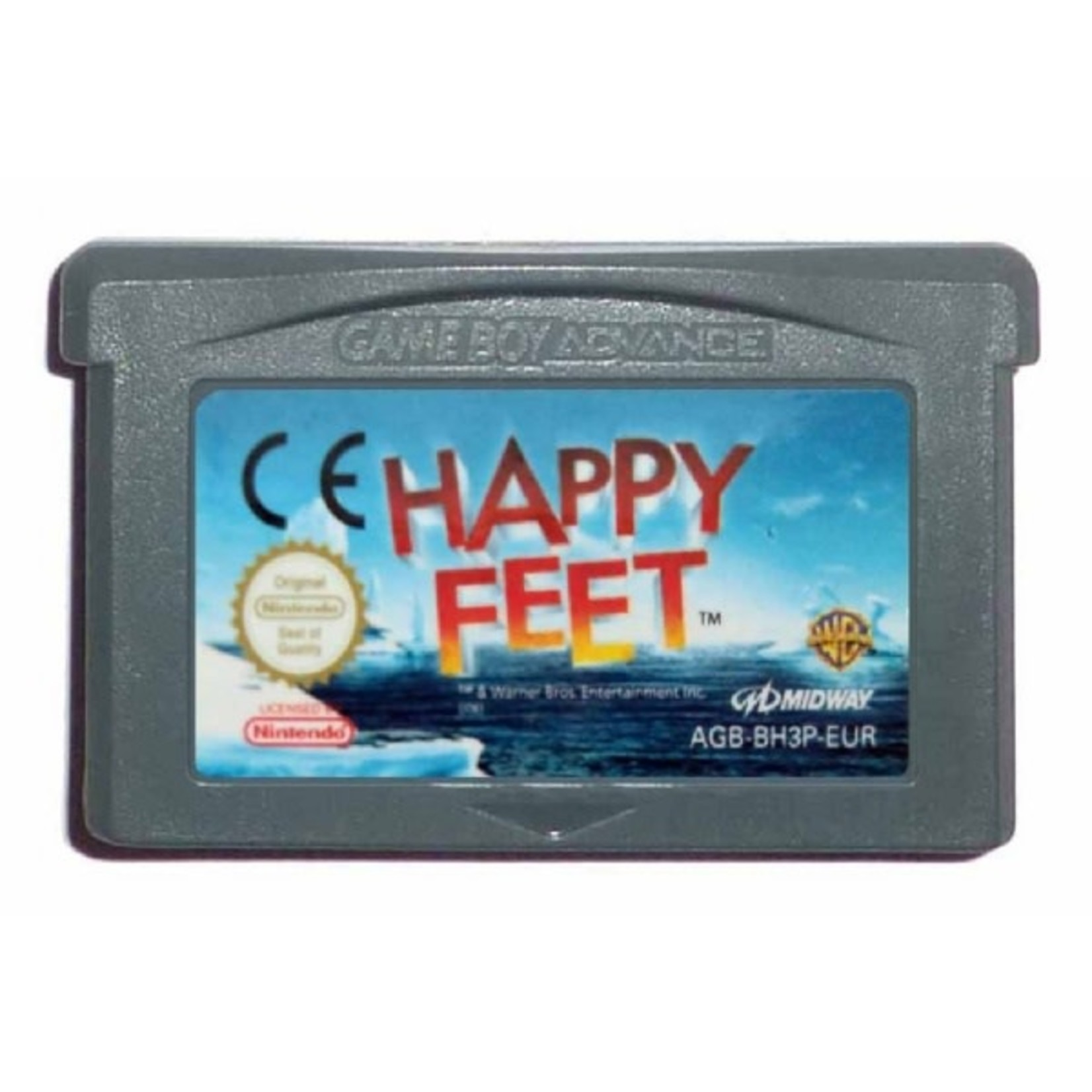 gbau-Happy Feet (cartridge)